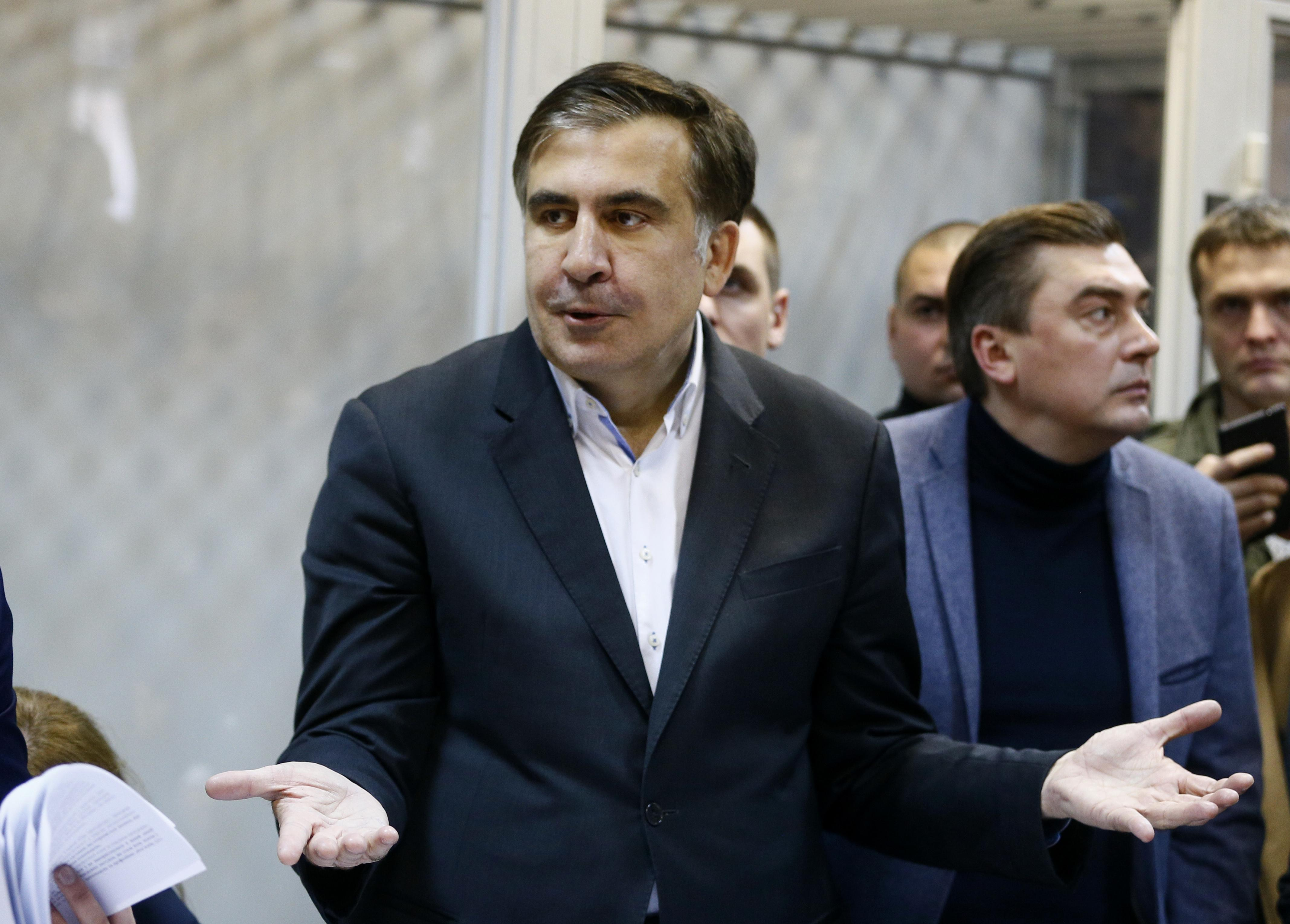 Mikhail Saakashvili considered the failure of Ukraine's performance at the Olympics 08/22/2016 85