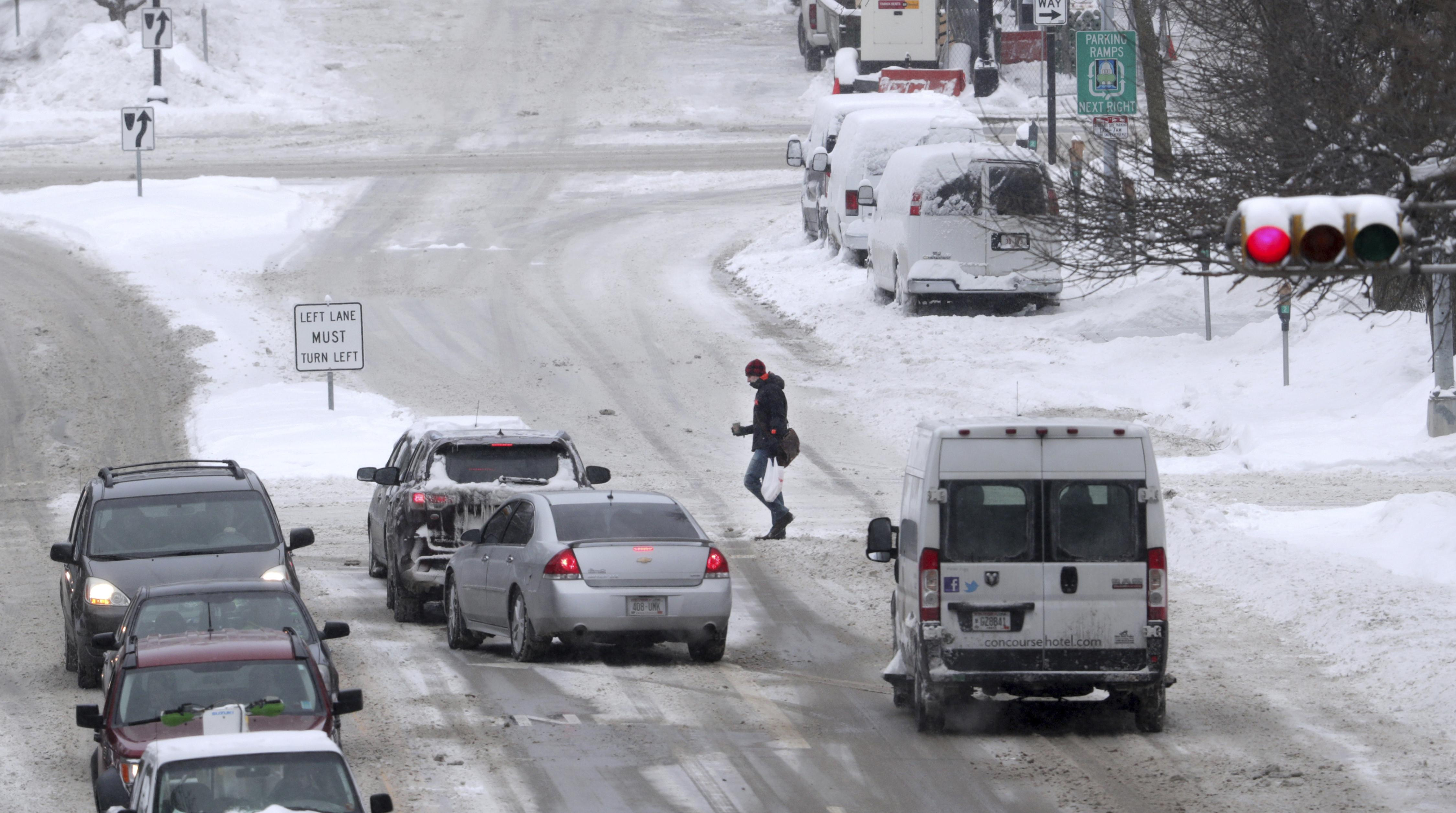 Saturday Morning Snow In Madison >> Heavy Snow Expected To Blanket Spokane Coeur D Alene On Wednesday