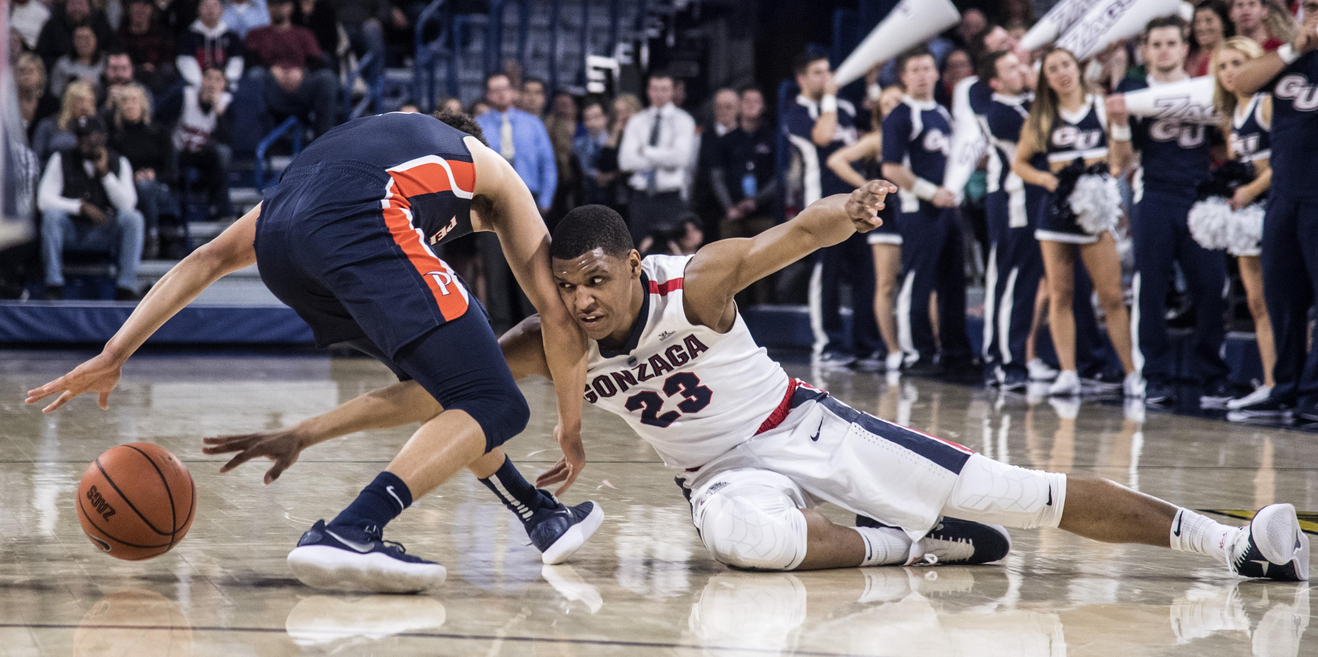 Grip on Sports: It seems like a good day to dive for the loose ball