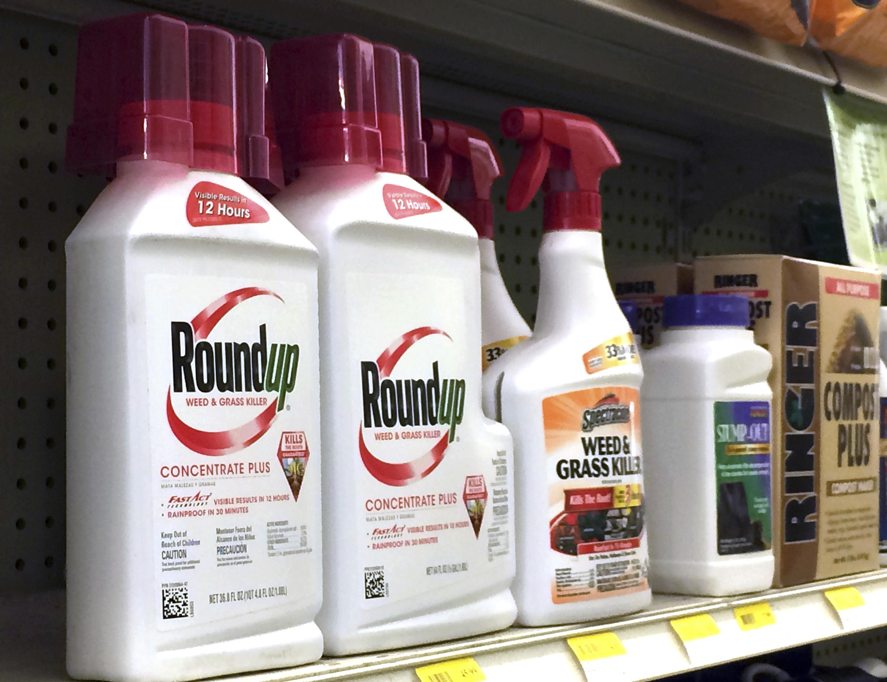 Judge to weigh science behind Monsanto Roundup cancer claim