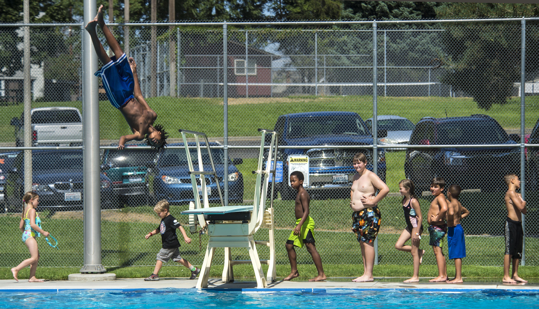 free swimming gets spokane park board approval the spokesman review