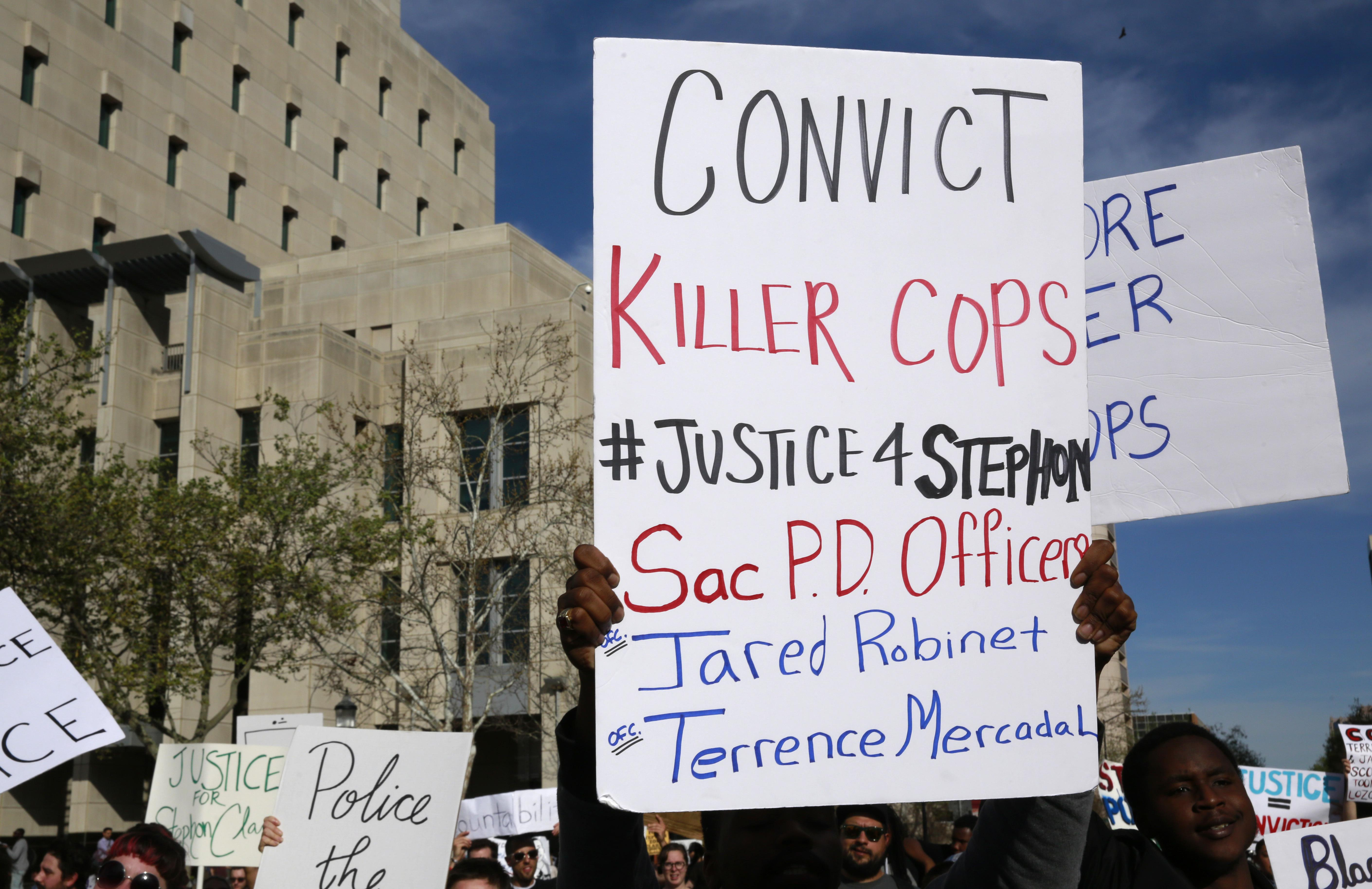 Autopsy: Stephon Clark was shot 8 times,