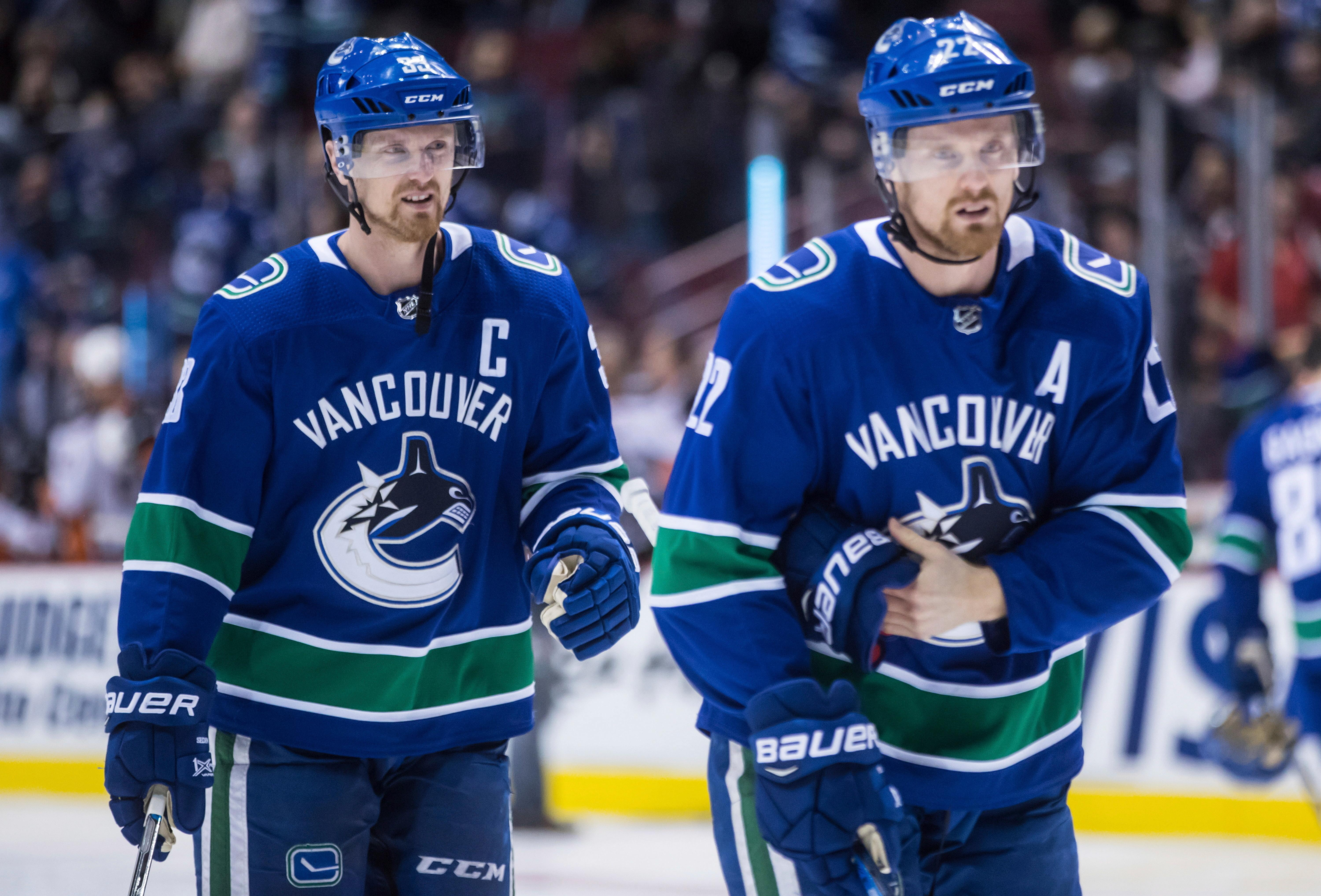 Canucks  Sedin twins to retire after this season f2f1f36c6