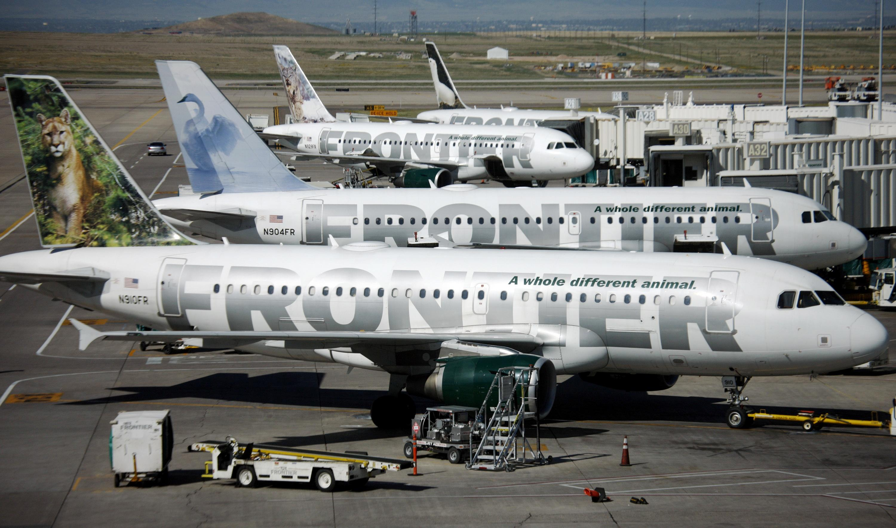 Frontier Airlines to resume flights from Spokane airport | The ...