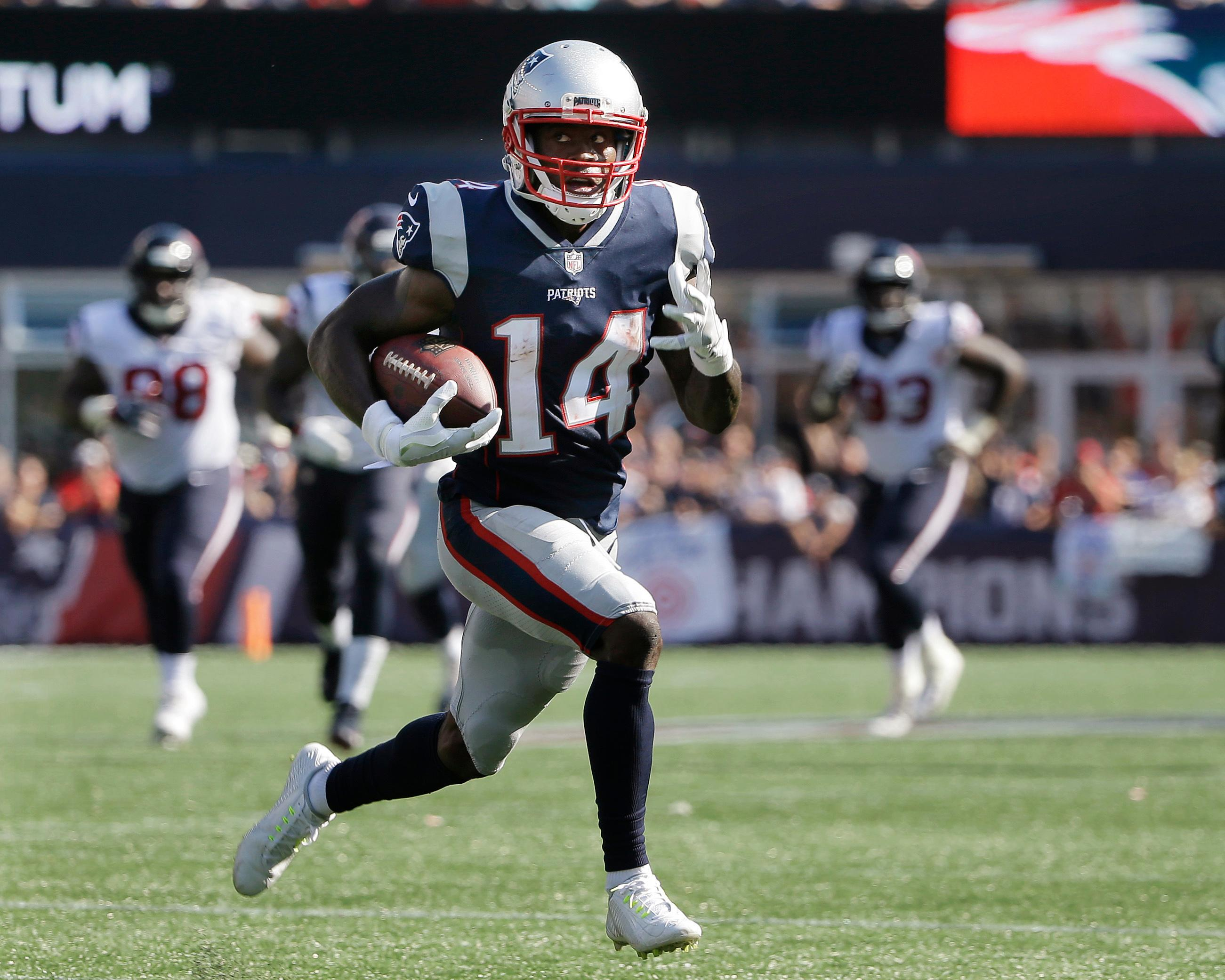 Patriots trade deep threat Brandin Cooks to Rams for 1st-round pick ... 9e7b0d6a2