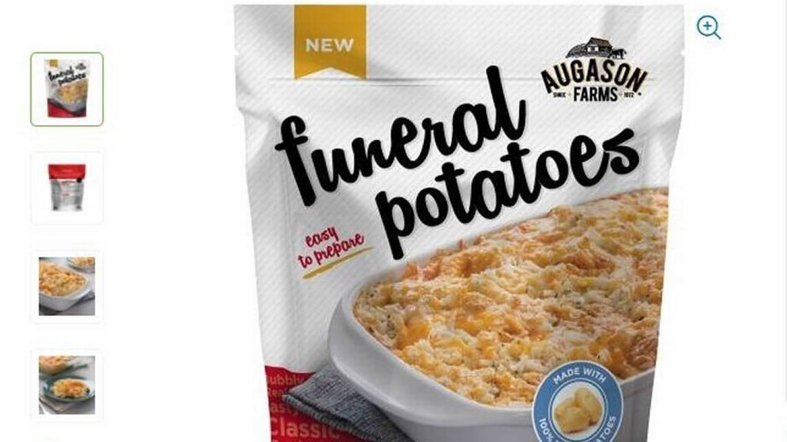 Potatoes To Die For Ad For Walmarts Funeral Potatoes Causes