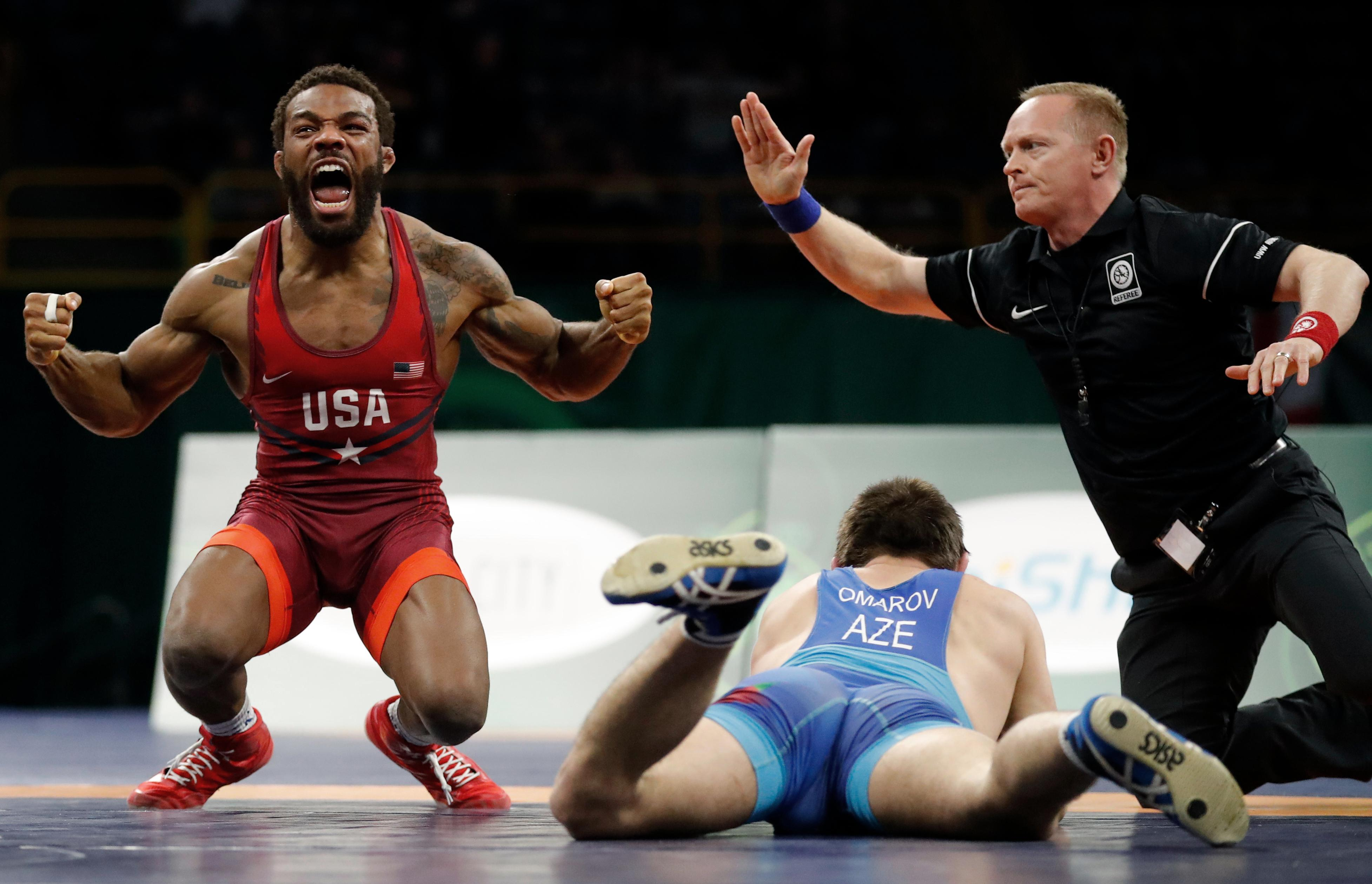 U.S. wins wrestling World Cup for 1st time in 15 years  aa861b01e