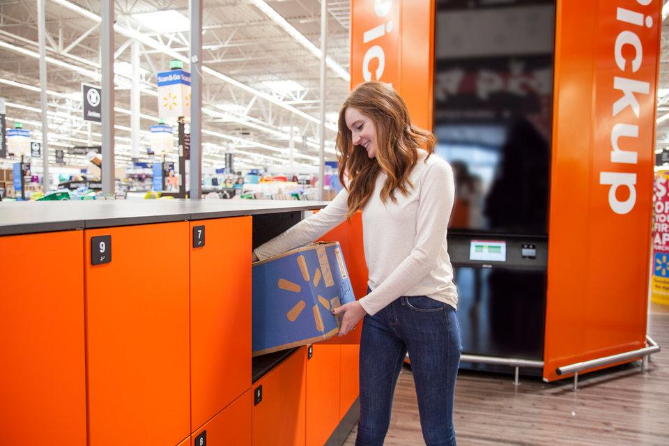 Walmart banks on tower power: North Spokane store included in