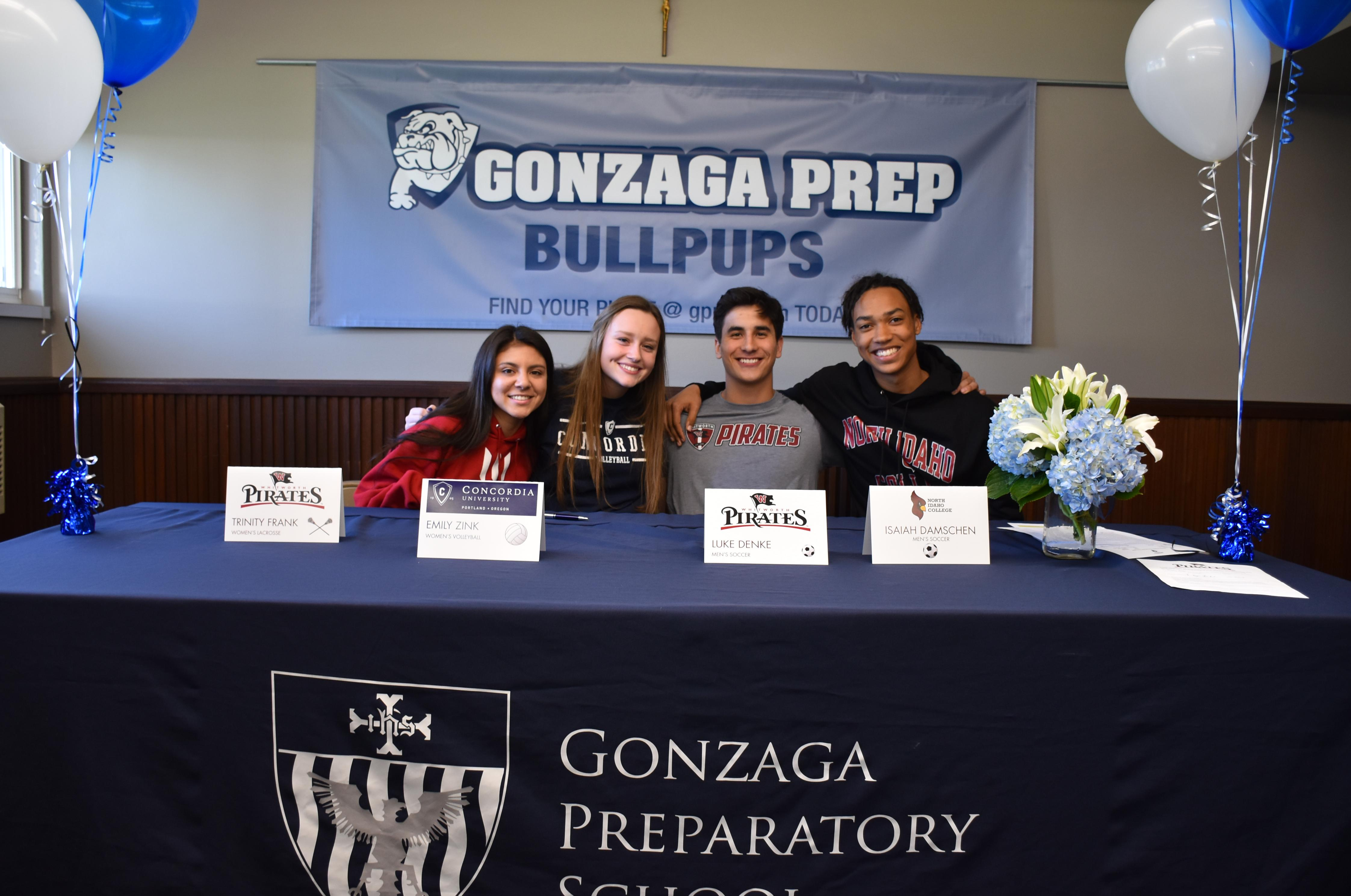 Local prep athletes make choices known on spring national signing ...