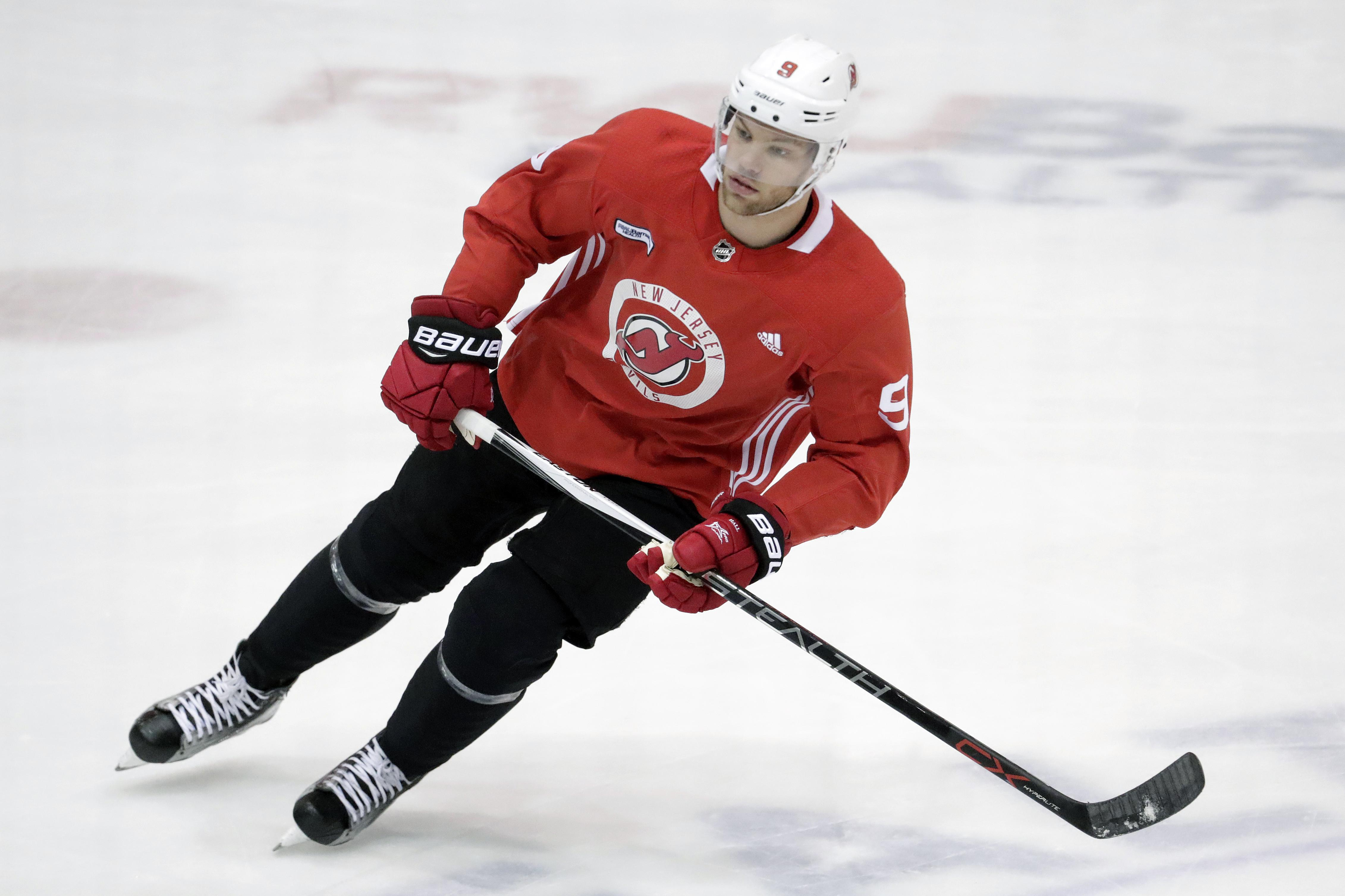 low priced bdc65 a2655 Half the Devils roster has never played in NHL postseason ...