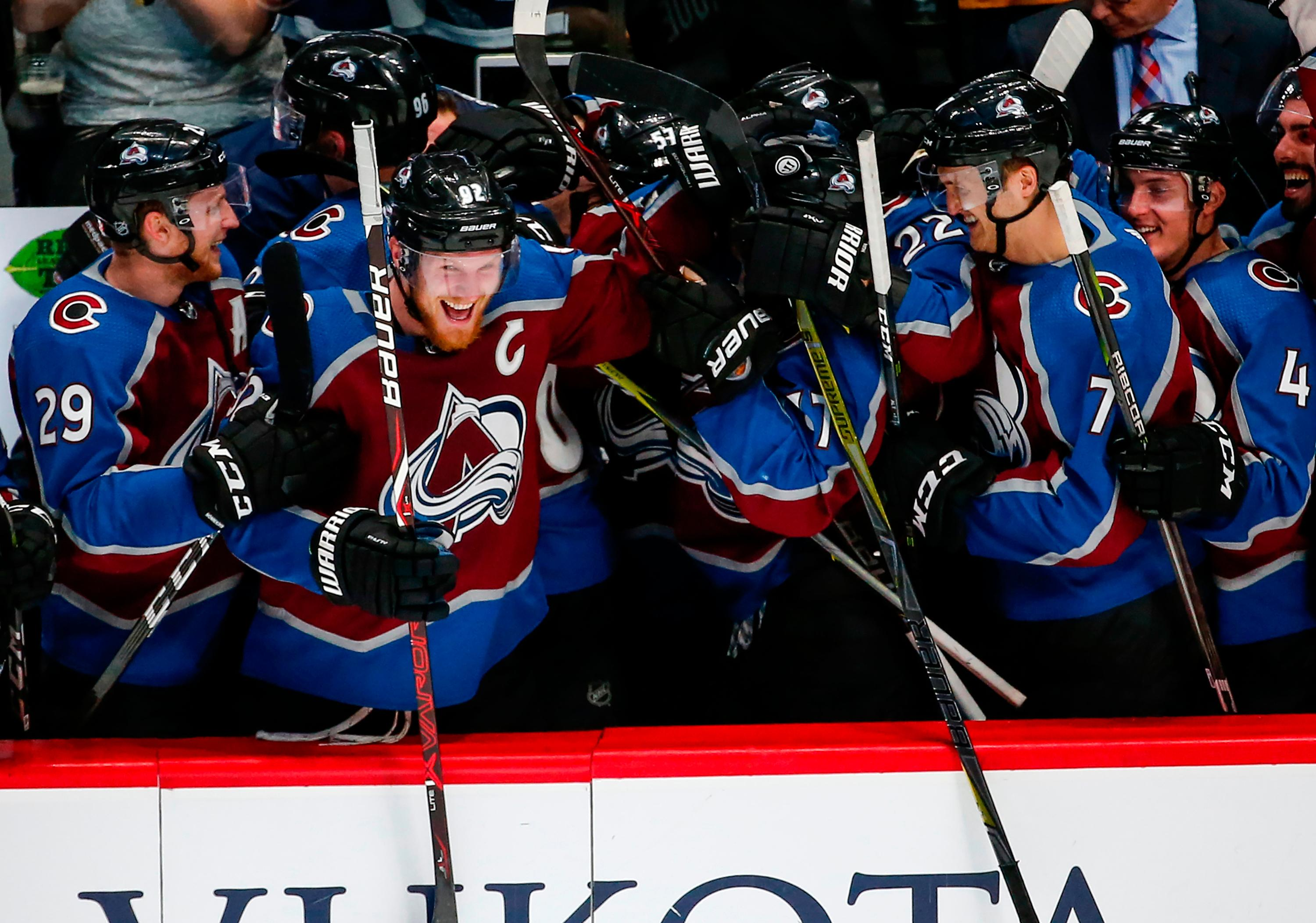 Leadership Of Gabriel Landeskog Has Helped Avs Turn Things Around