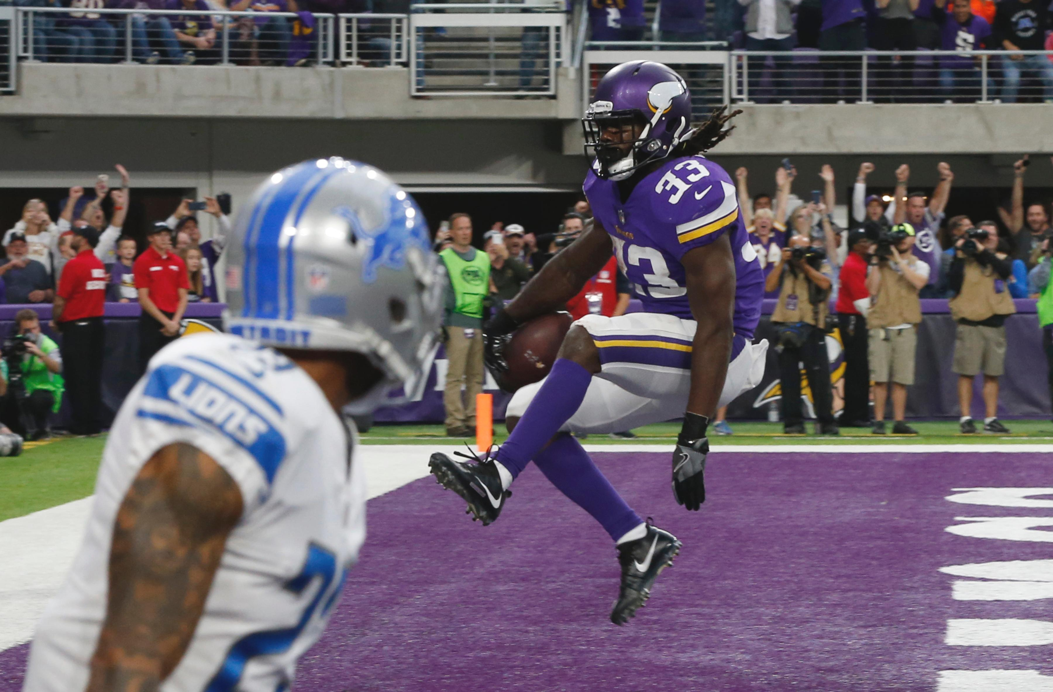 Vikings Dalvin Cook Making Strong Offseason Comeback In