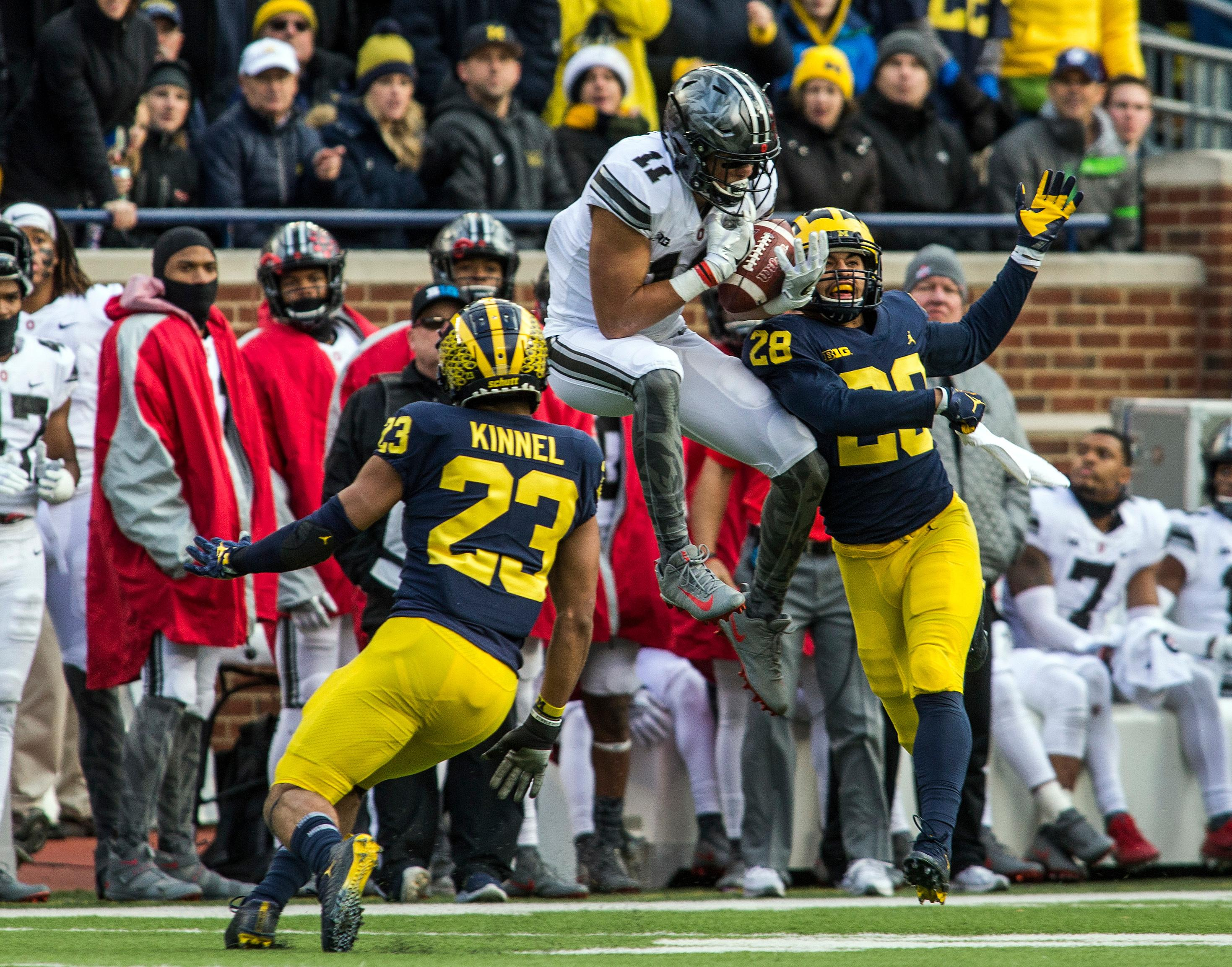 14 Big Ten Football Players Poised To Break Out In The Fall The