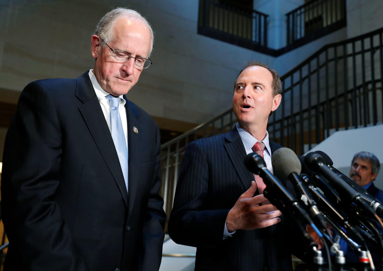 house intelligence committee members