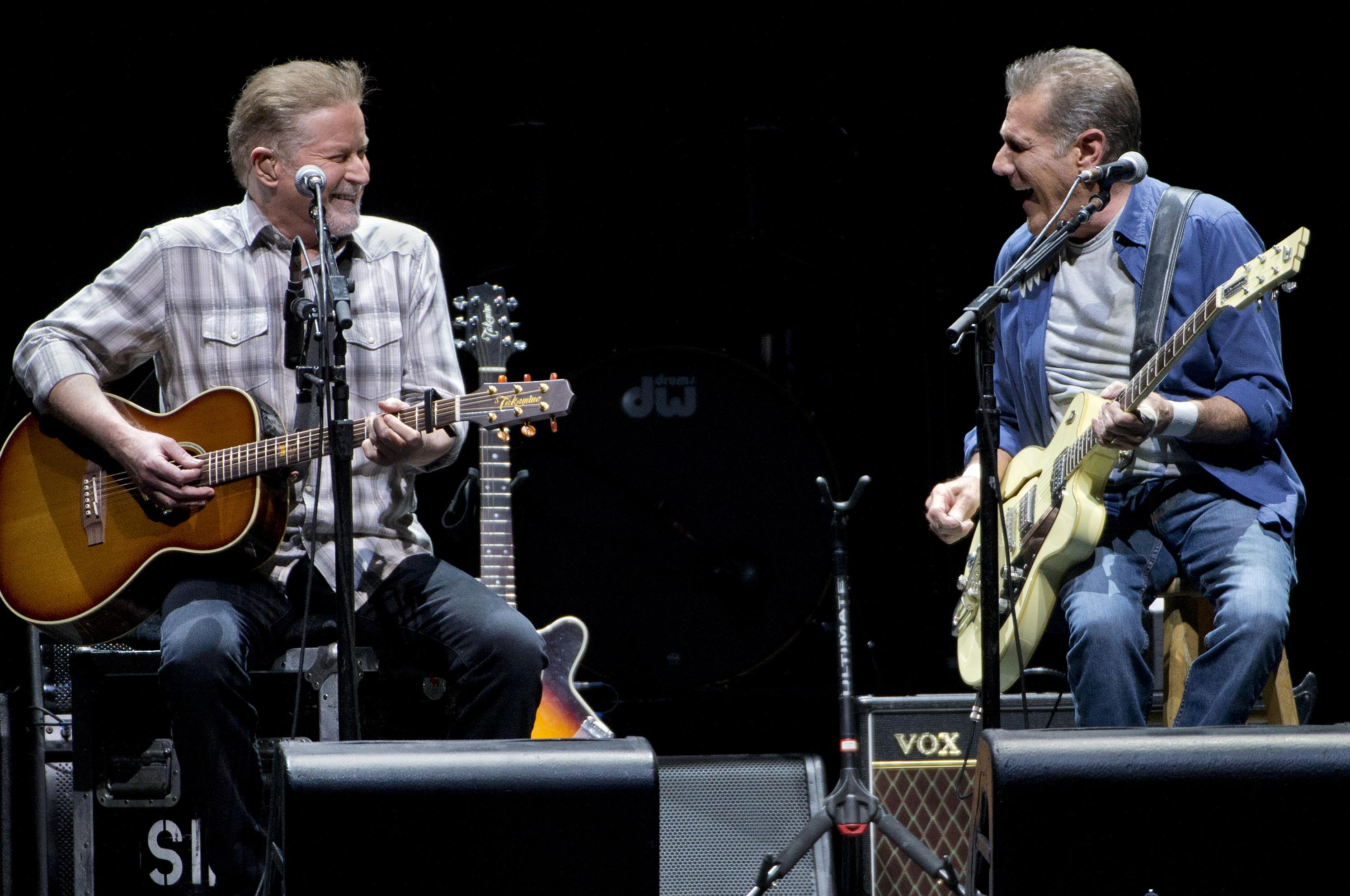 the eagles carry on without glenn frey in new tour coming to spokane arena the spokesman review. Black Bedroom Furniture Sets. Home Design Ideas