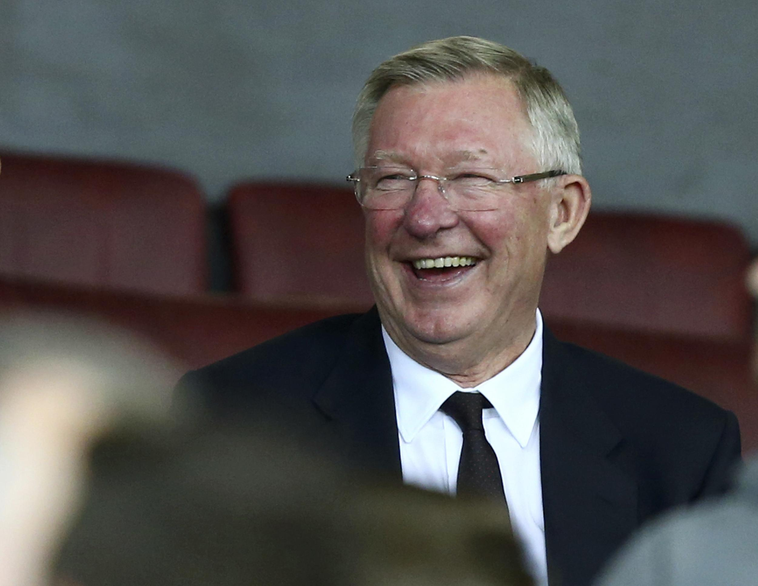 Former Manchester United Manager Alex Ferguson In Intensive Care After Brain Surgery The Spokesman Review
