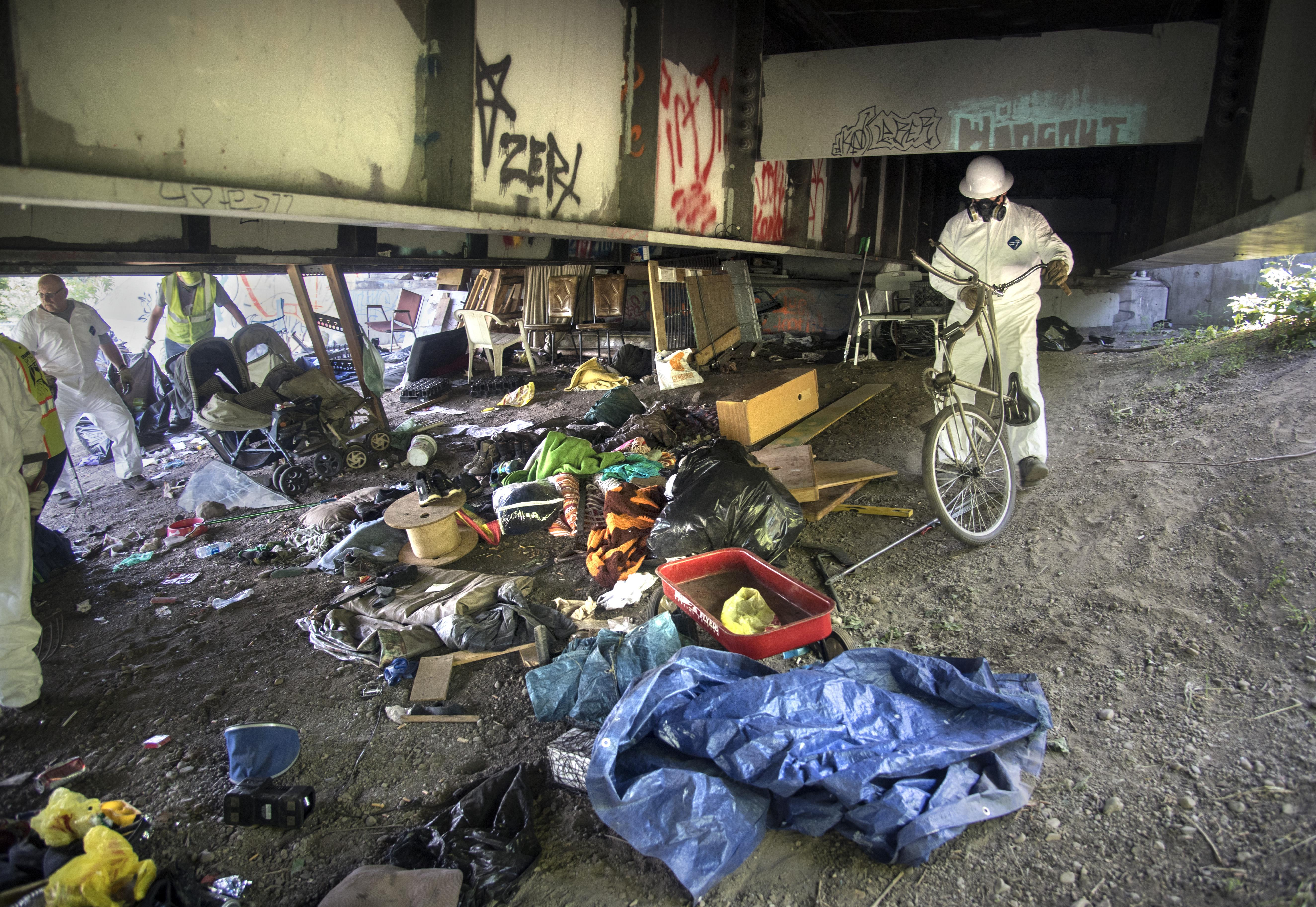 Maple Hill Auto >> Residents of homeless camps in Spokane to be directed to shelters under new law | The Spokesman ...