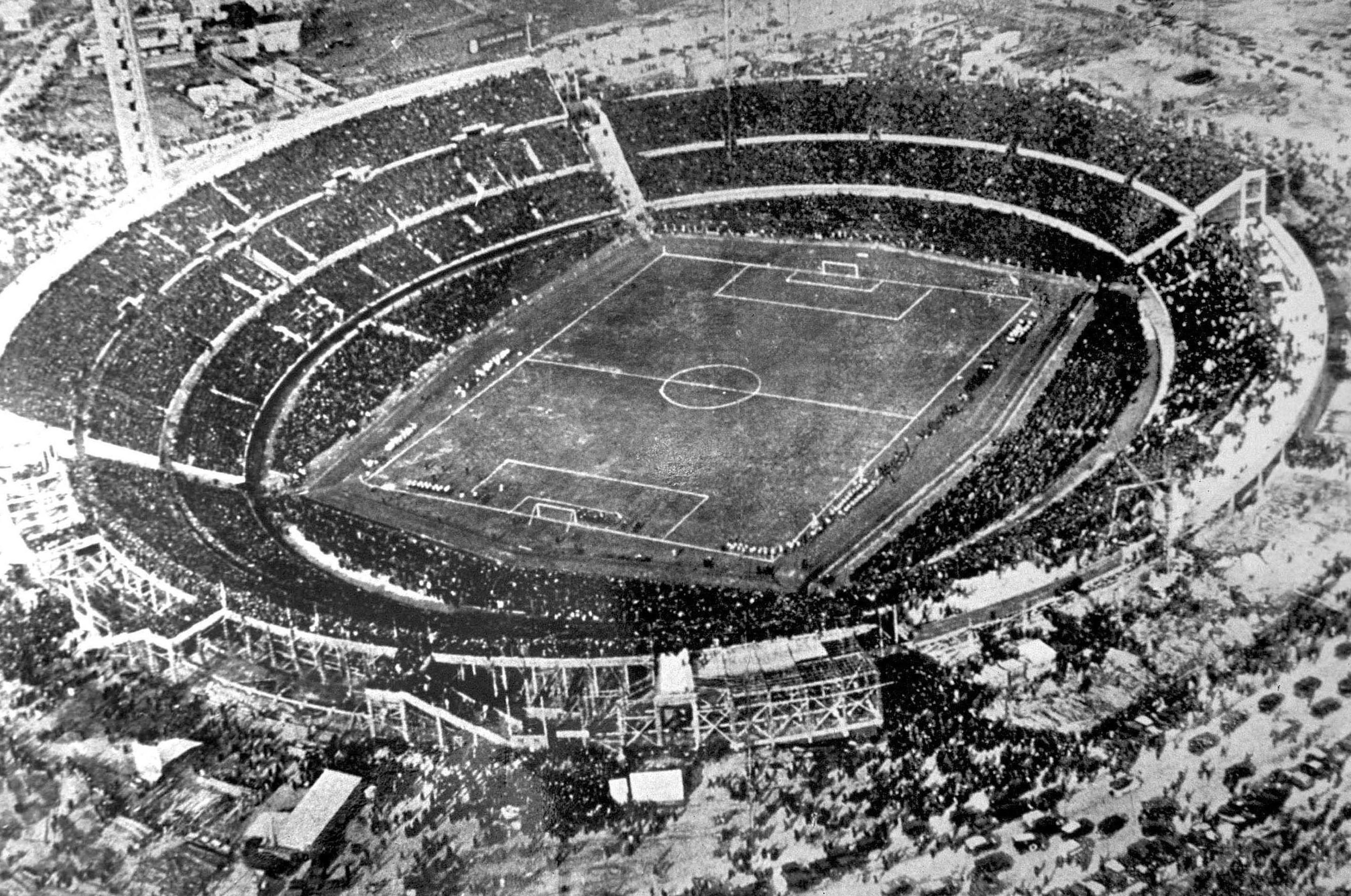 The place to be: Uruguay 1930 – where the World Cup began | The ...