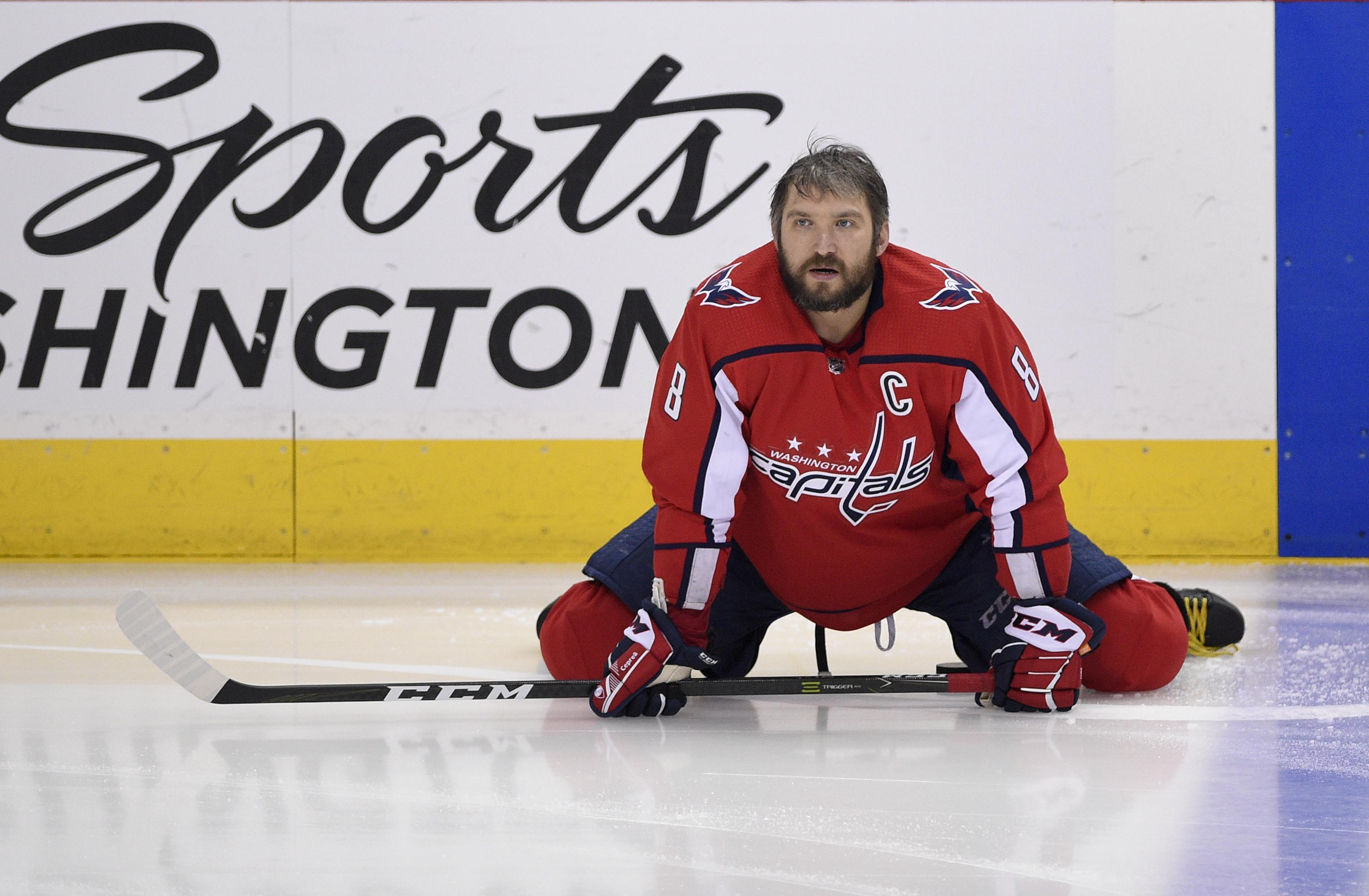 Capitals have home-ice disadvantage for Game 4 vs. Lightning  a1dbff046