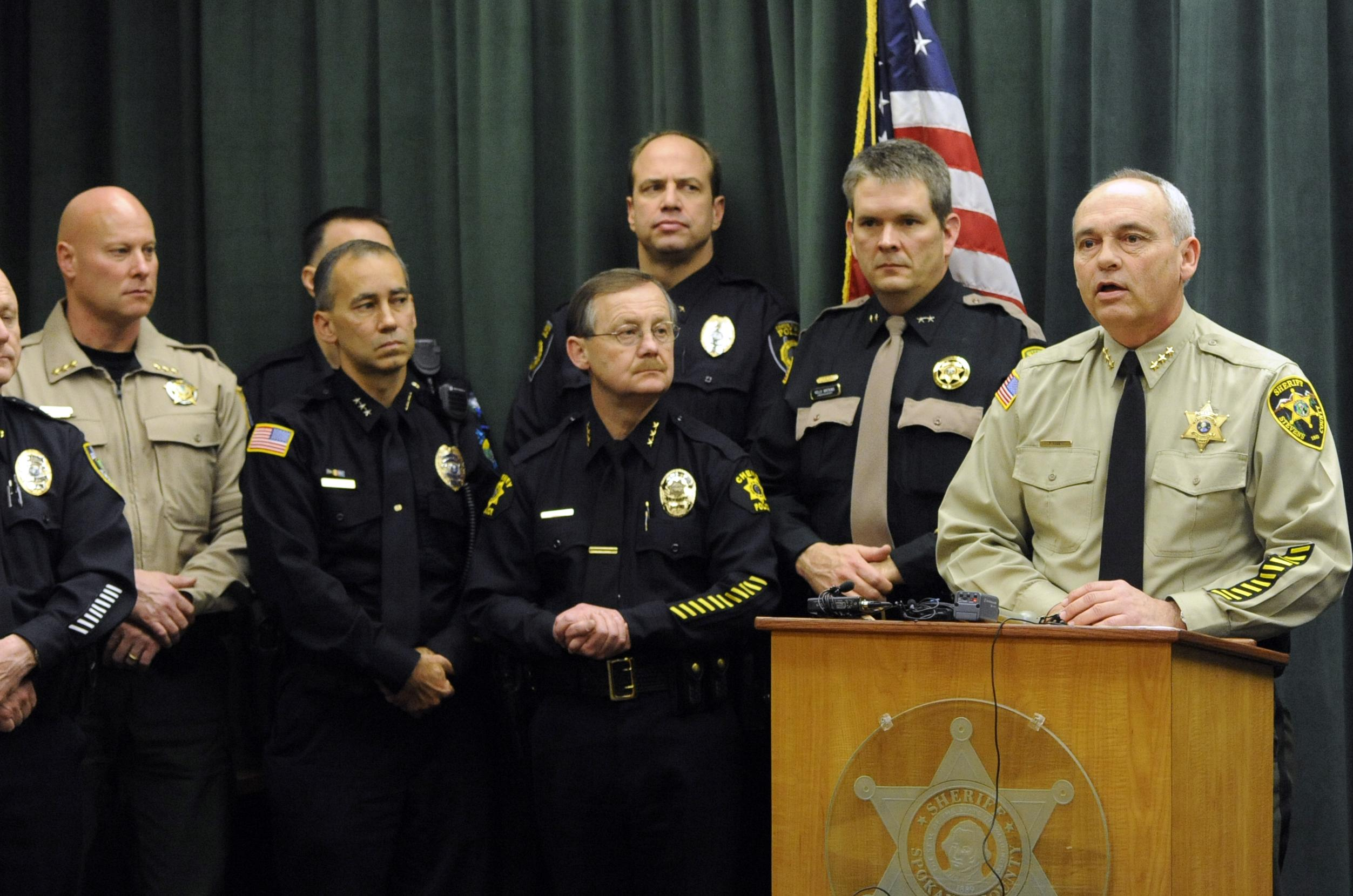 After two terms, Stevens County Sheriff Kendle Allen to