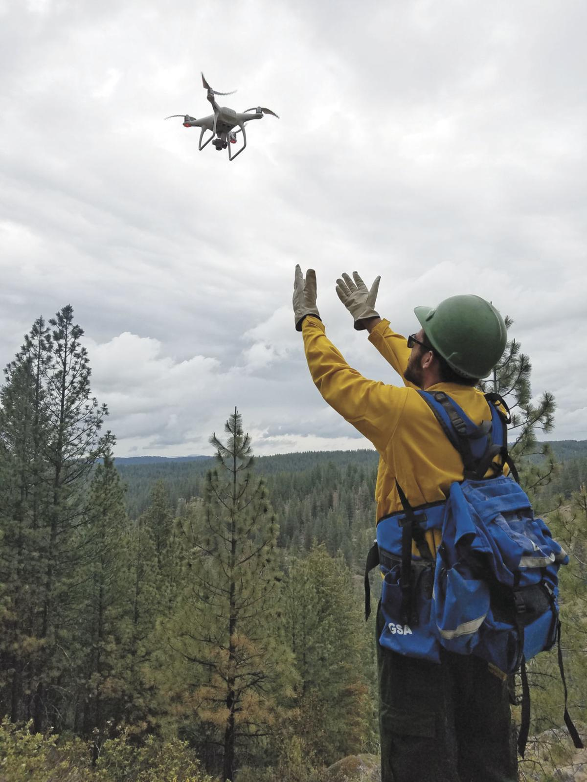 NNU summer drone project to map Idaho history | The