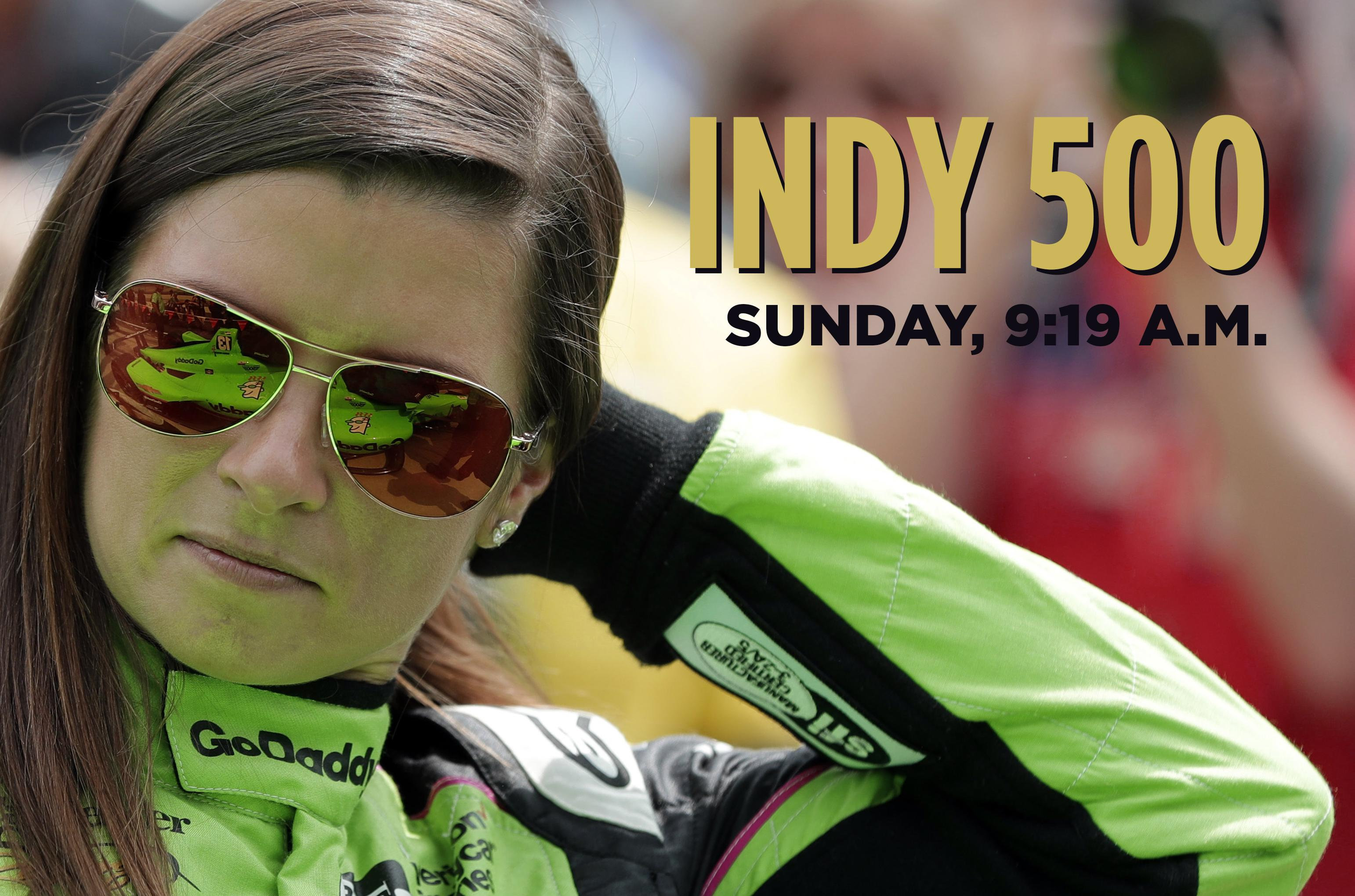 Danica Patrick Eases Into Final Race Of Her Career The Spokesman