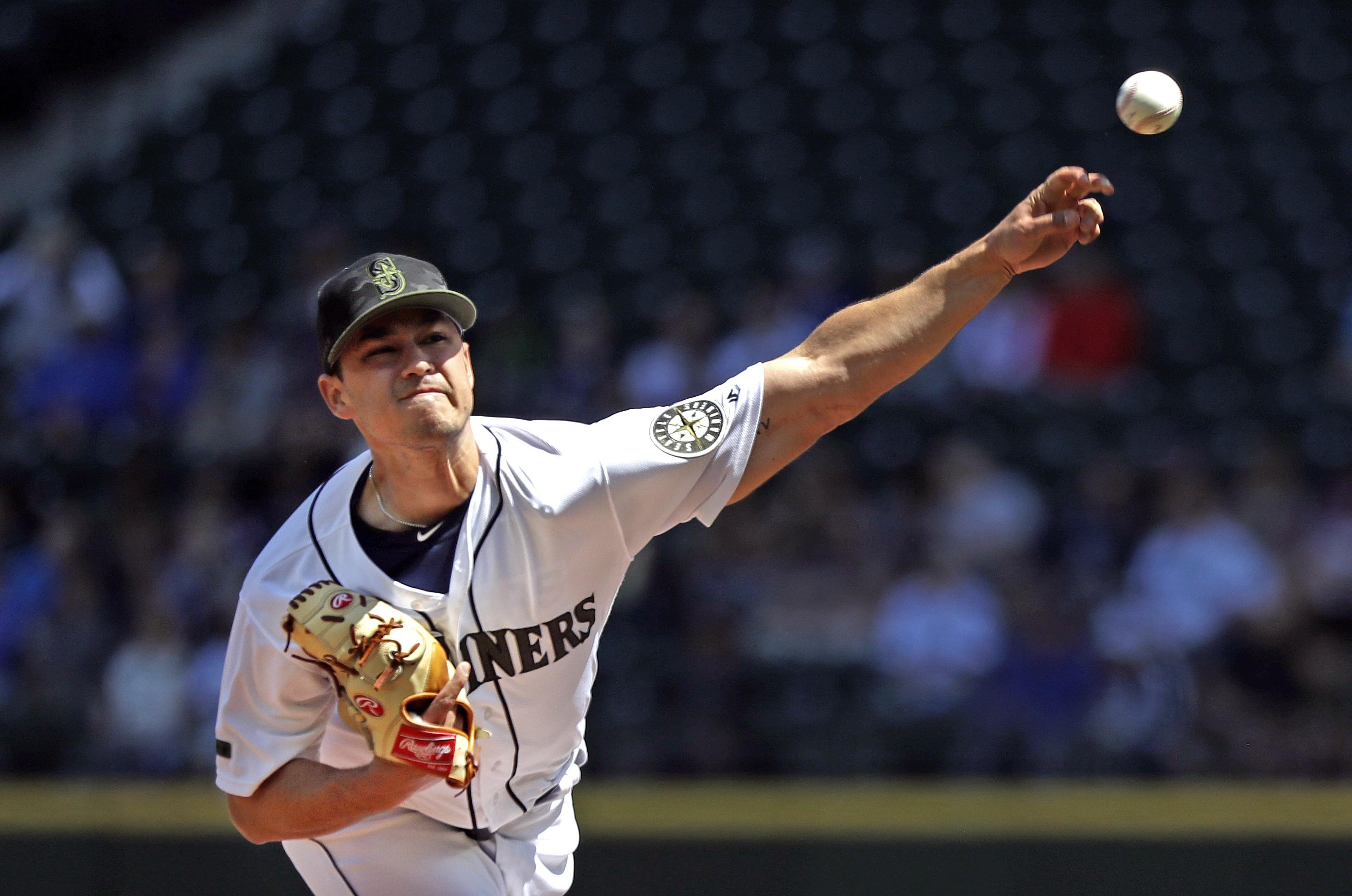 Marco Gonzales shuts down another foe, M\'s beat Rangers 2-1 | The ...