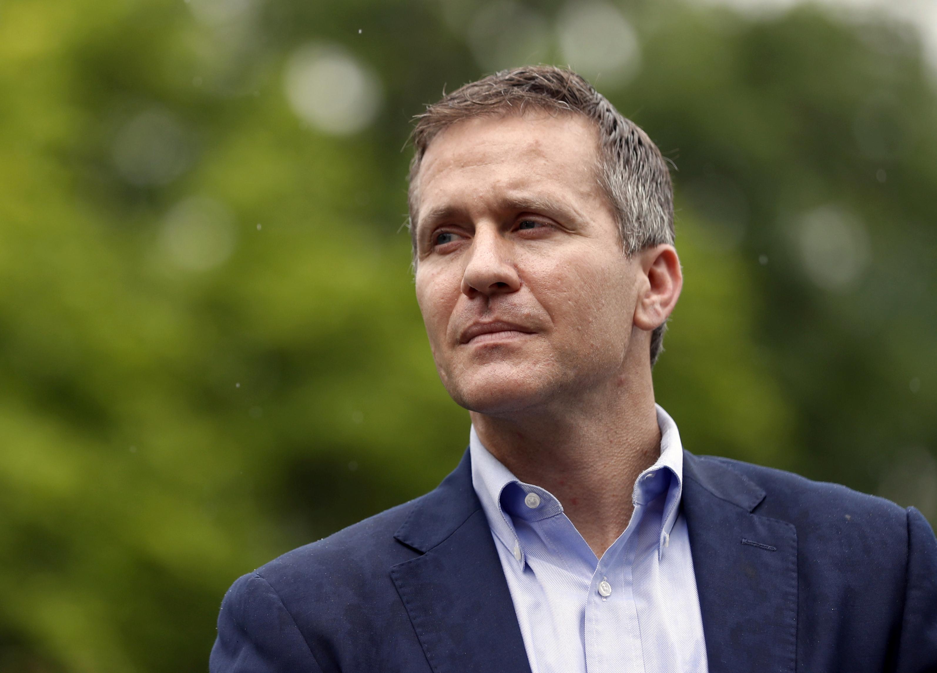 Missouri Gov  Eric Greitens resigns amid widening