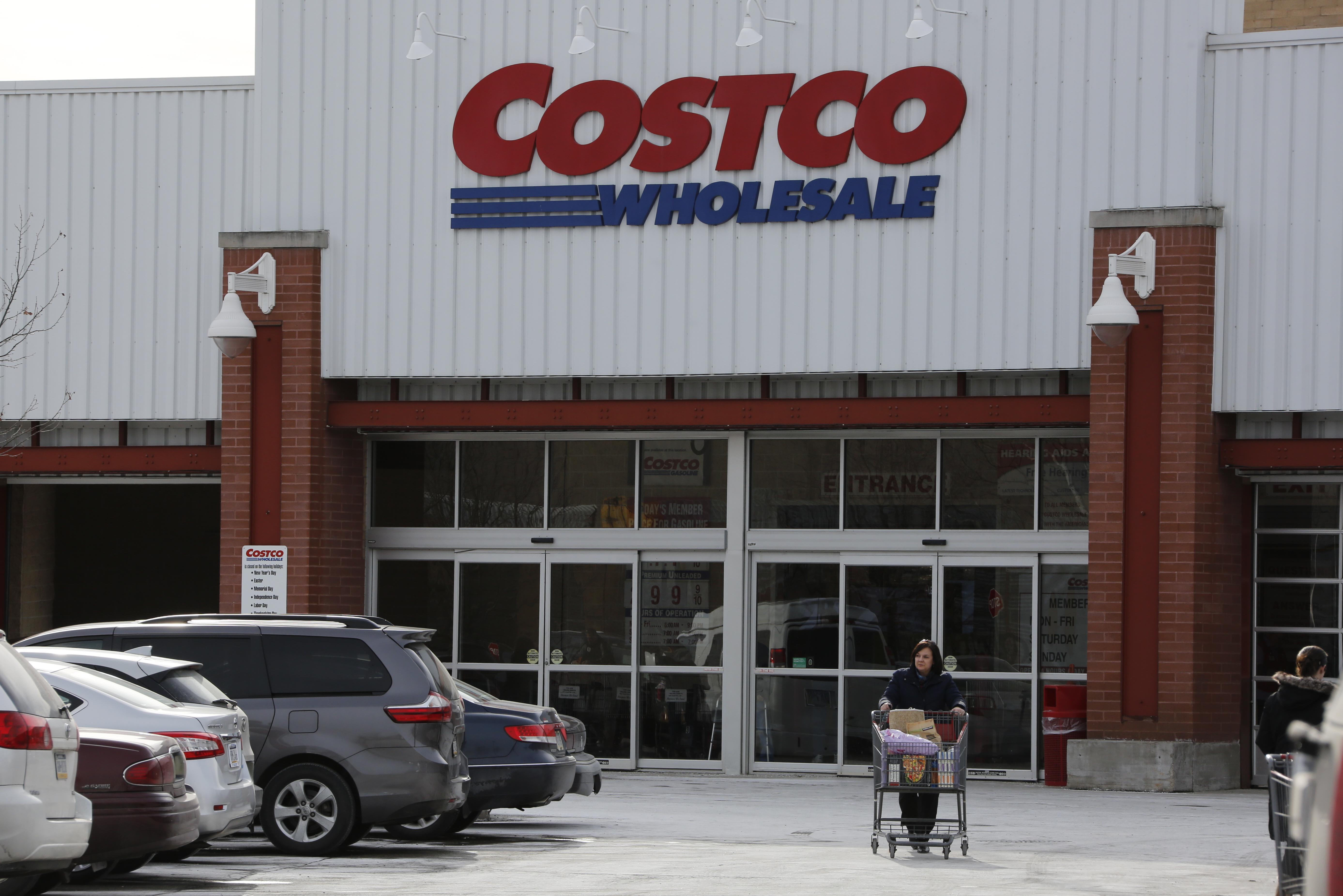 31 2018 File Photo Shows A Costco In Homestead