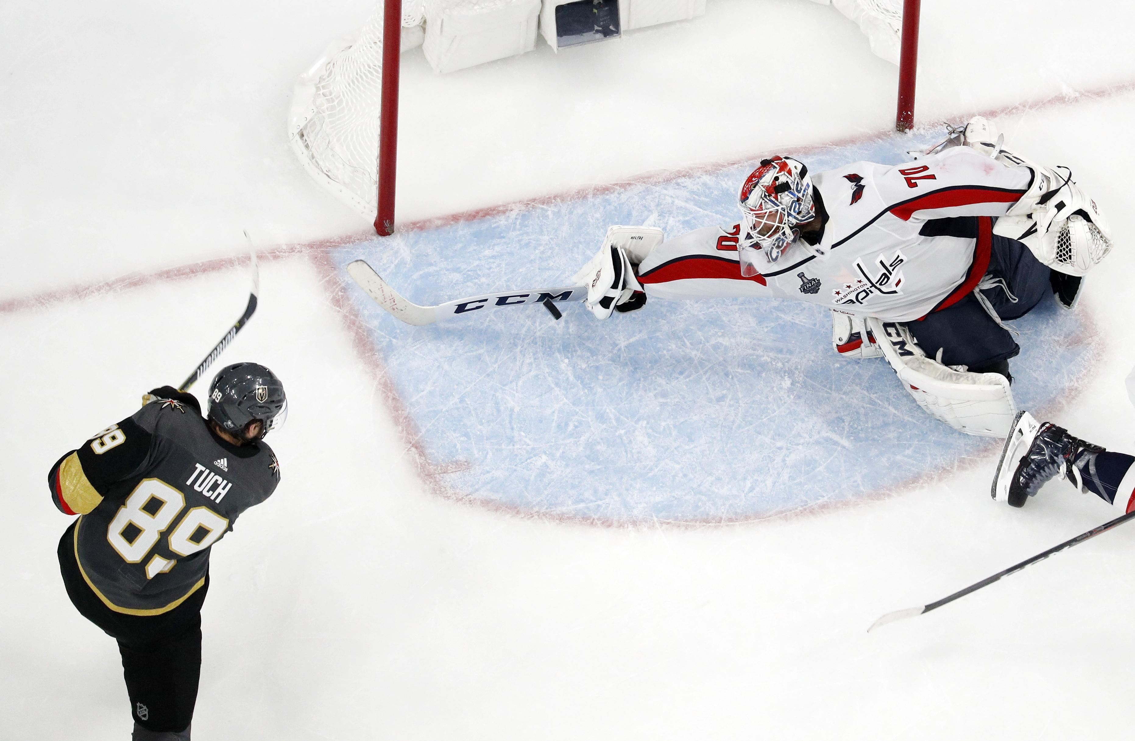 c7e2170336f Braden Holtby s playoff dominance goes beyond  the save