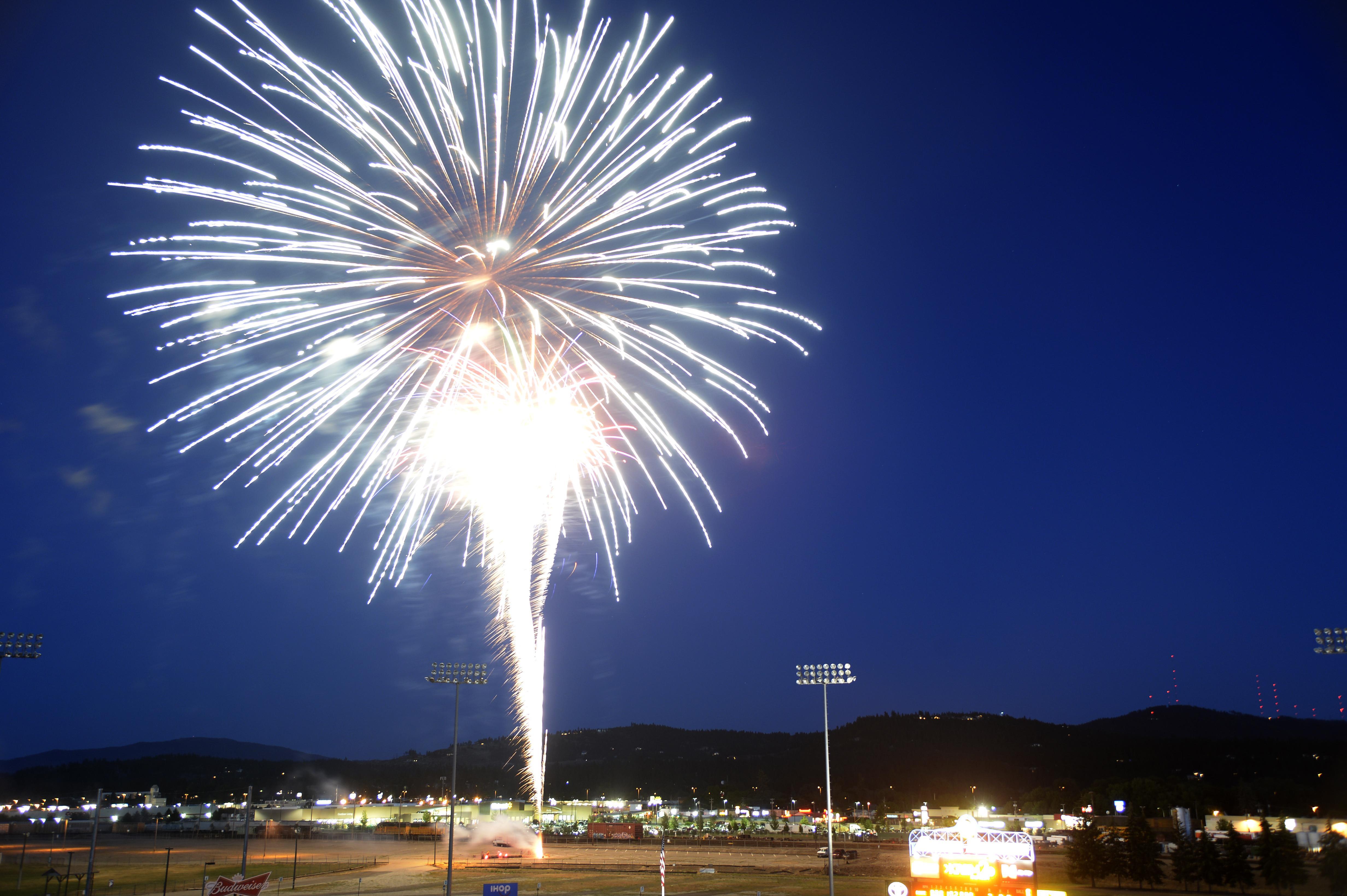 Boise officials to seek restitution if fireworks spark blaze