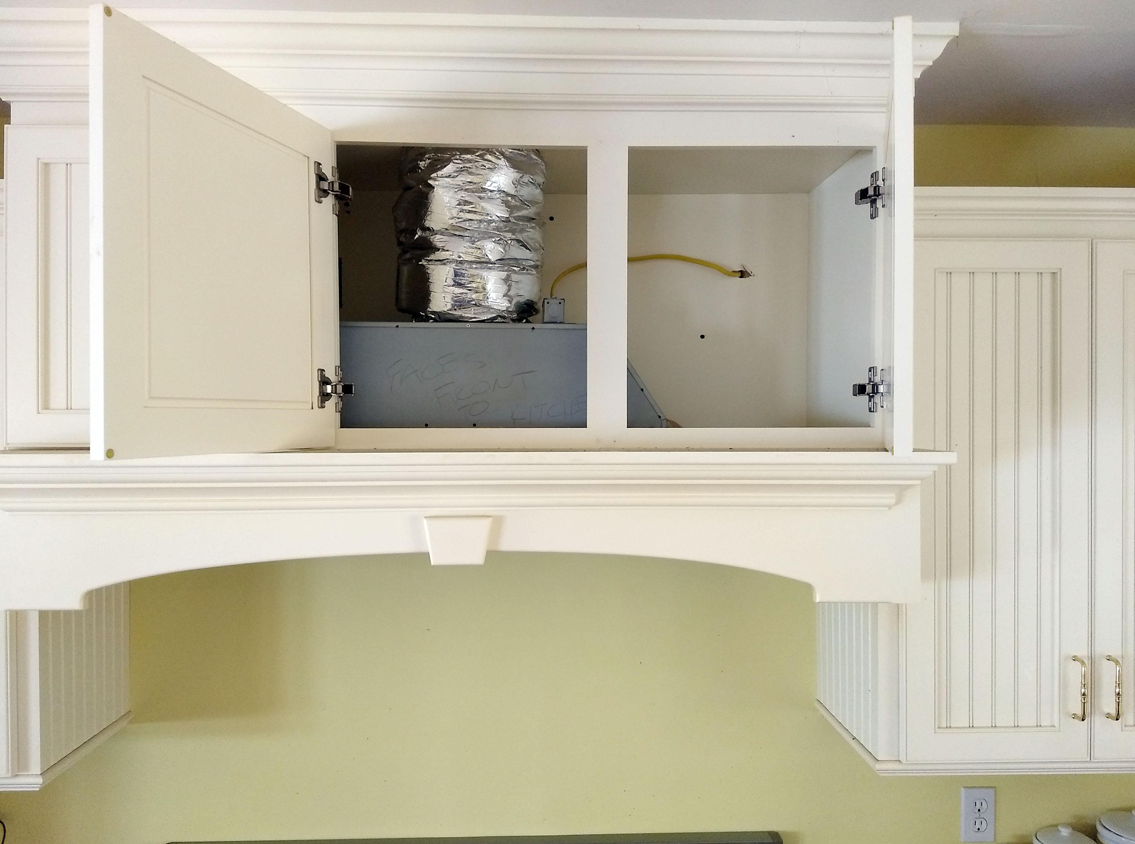 Ask The Builder When Installing Kitchen Exhaust Fan