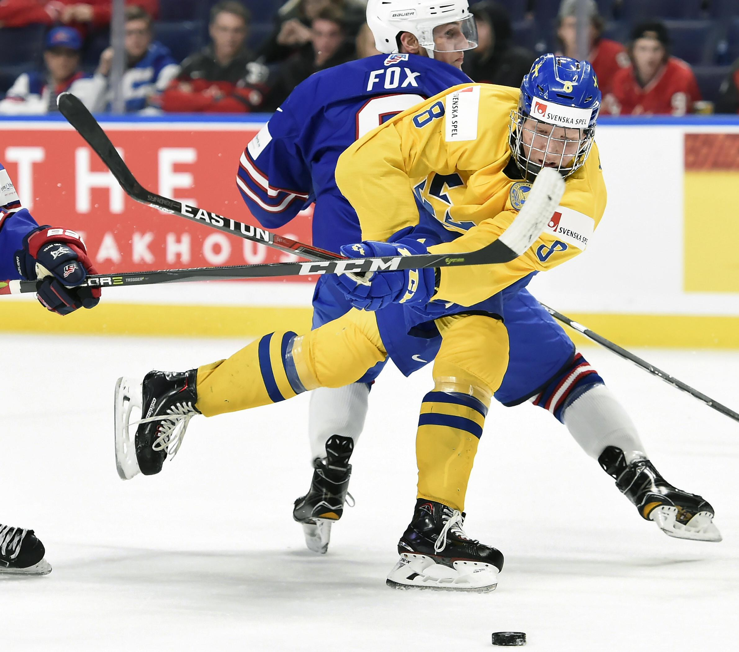 Rasmus Dahlin has potential to provide stagnant Sabres a spark   The