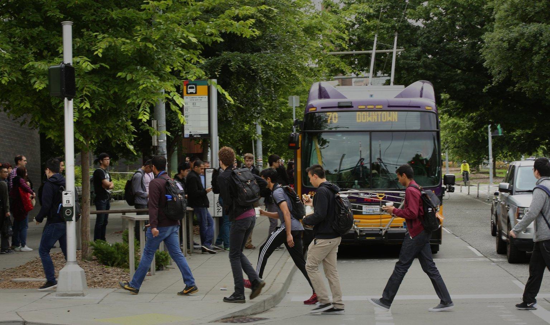 It's Amazon intern season again and Metro is adding buses to