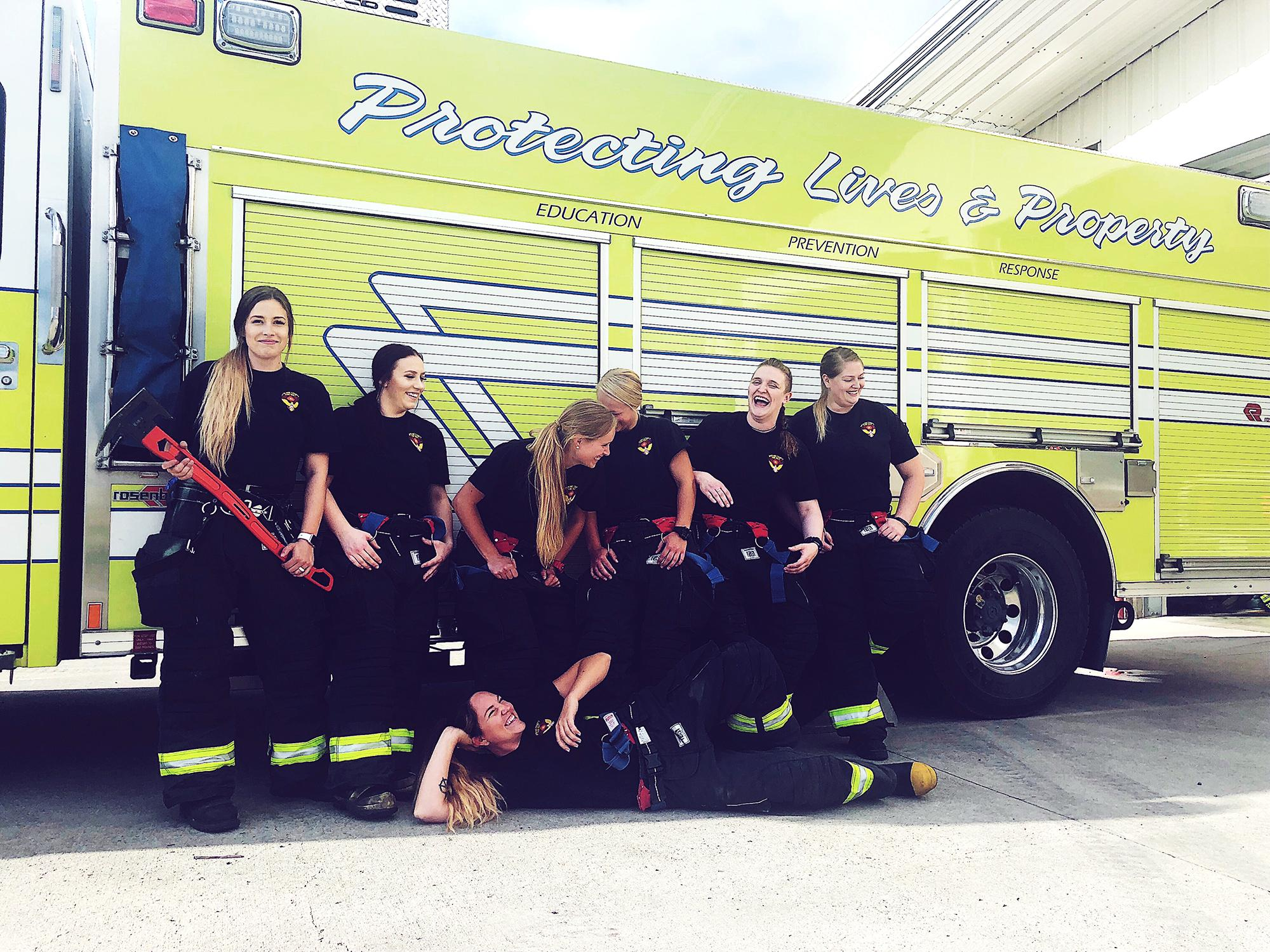 female firefighters association