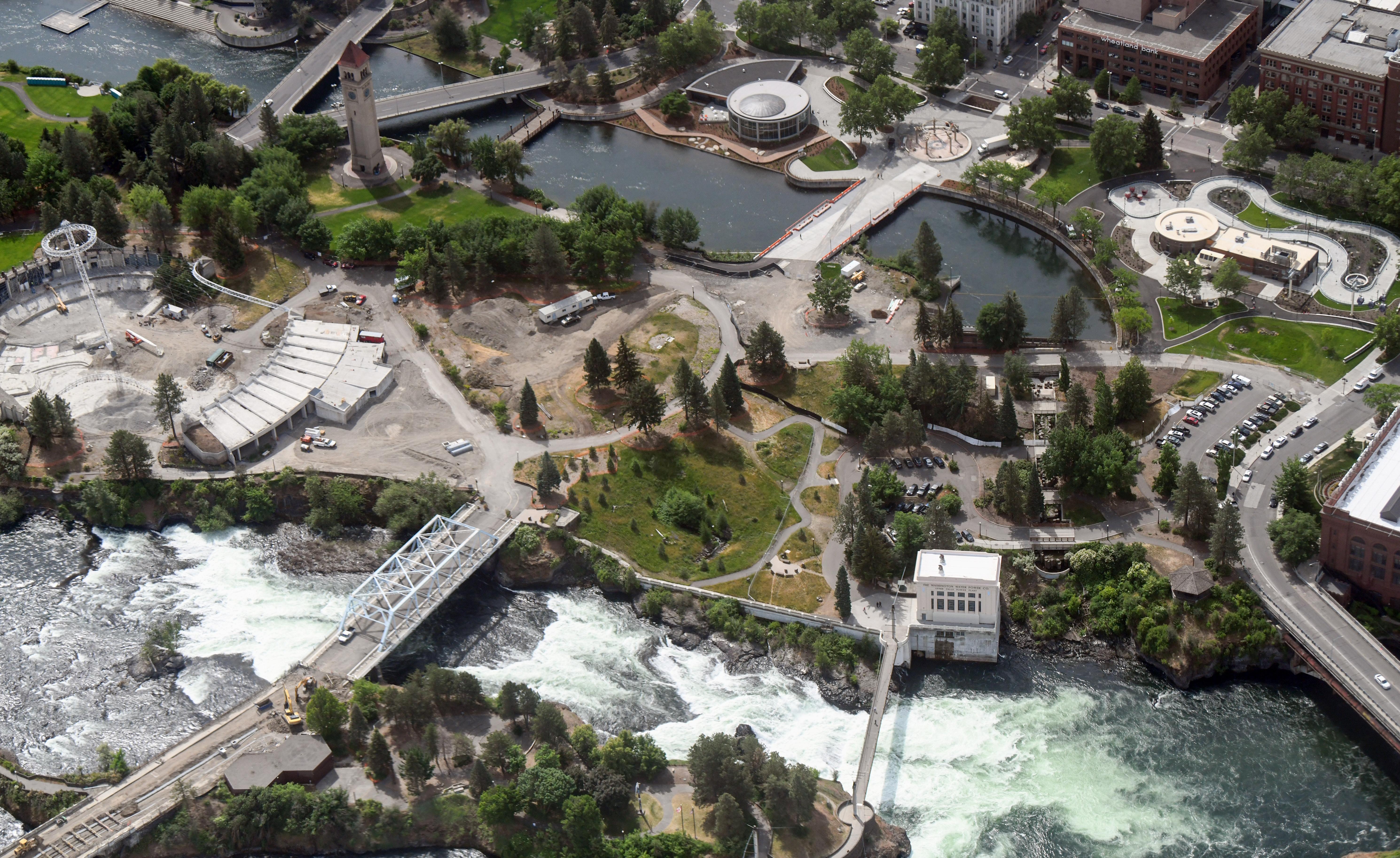spokane sewer bill