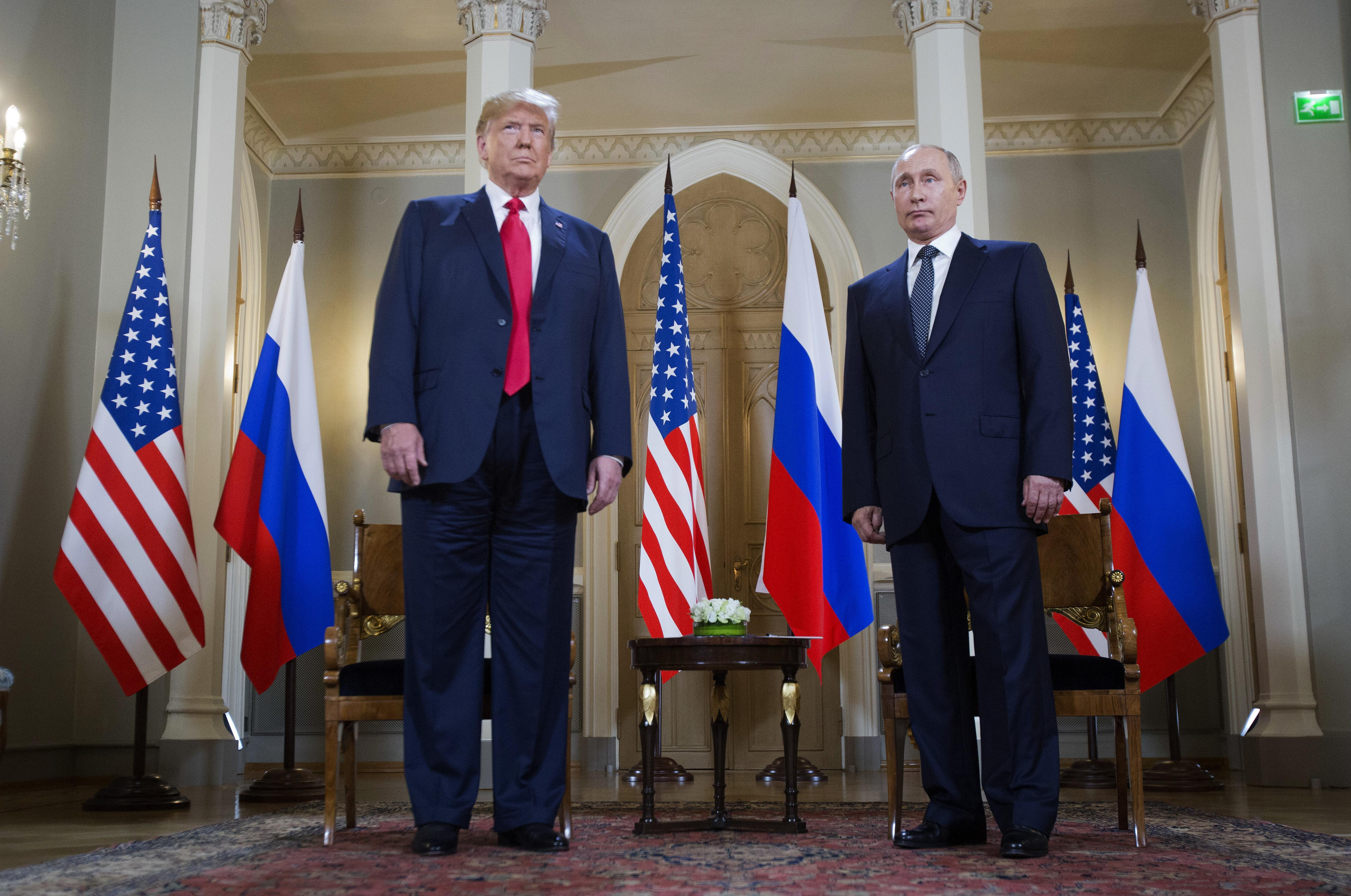 u s and russian relations after the In testimony before the us house of representatives committee on foreign affairs, steven pifer discusses us-russian relations and offers recommendations for future engagement.