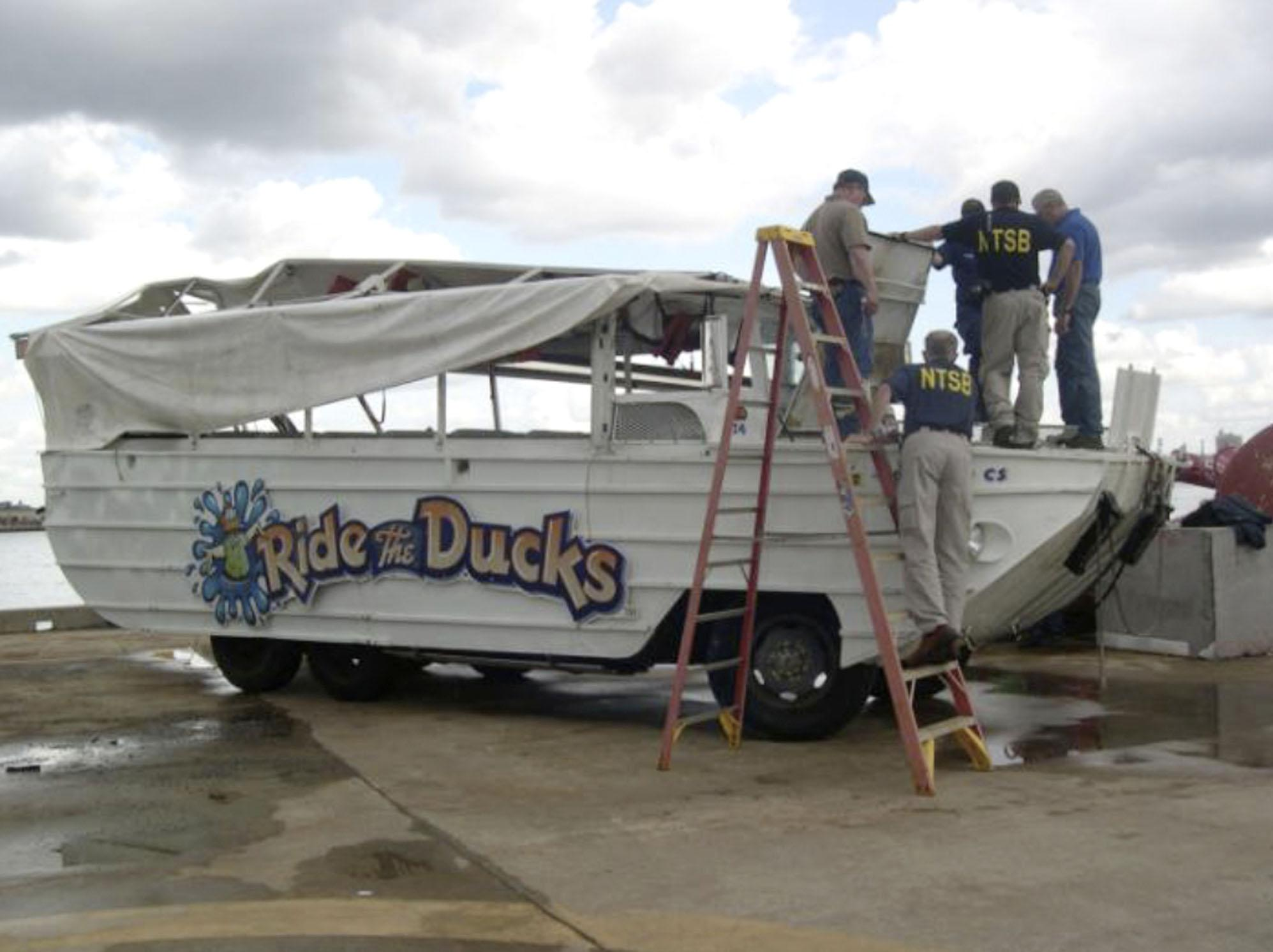 Image result for Branson 'Duck' Boat Accident