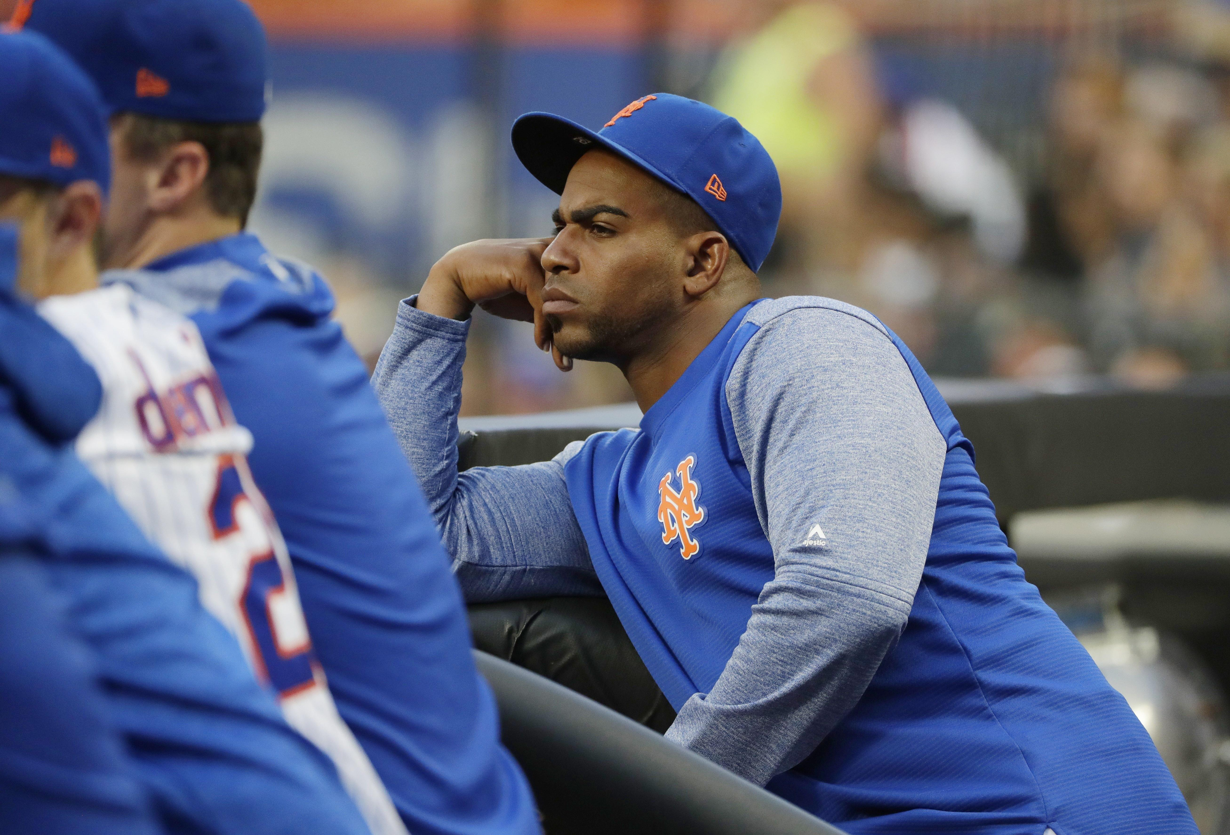 0ccf0967436 Mets slugger Yoenis Cespedes needs surgery on both of his heels and will  miss the rest