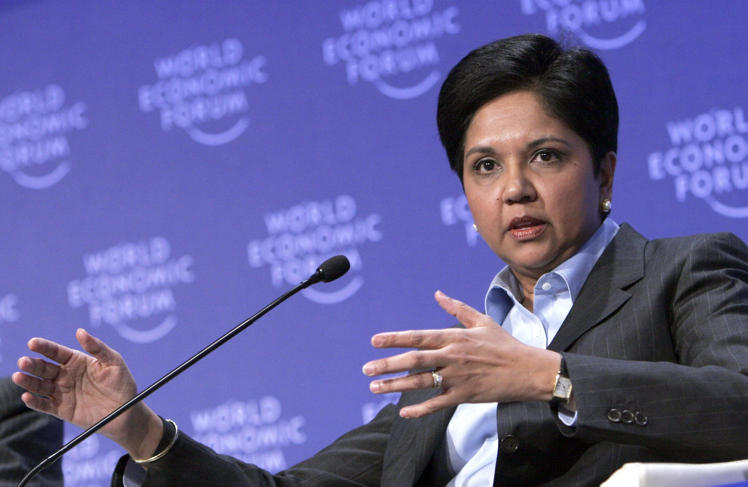 PepsiCo s Indra Nooyi latest high-profile female CEO to exit  cd5cf228d91a