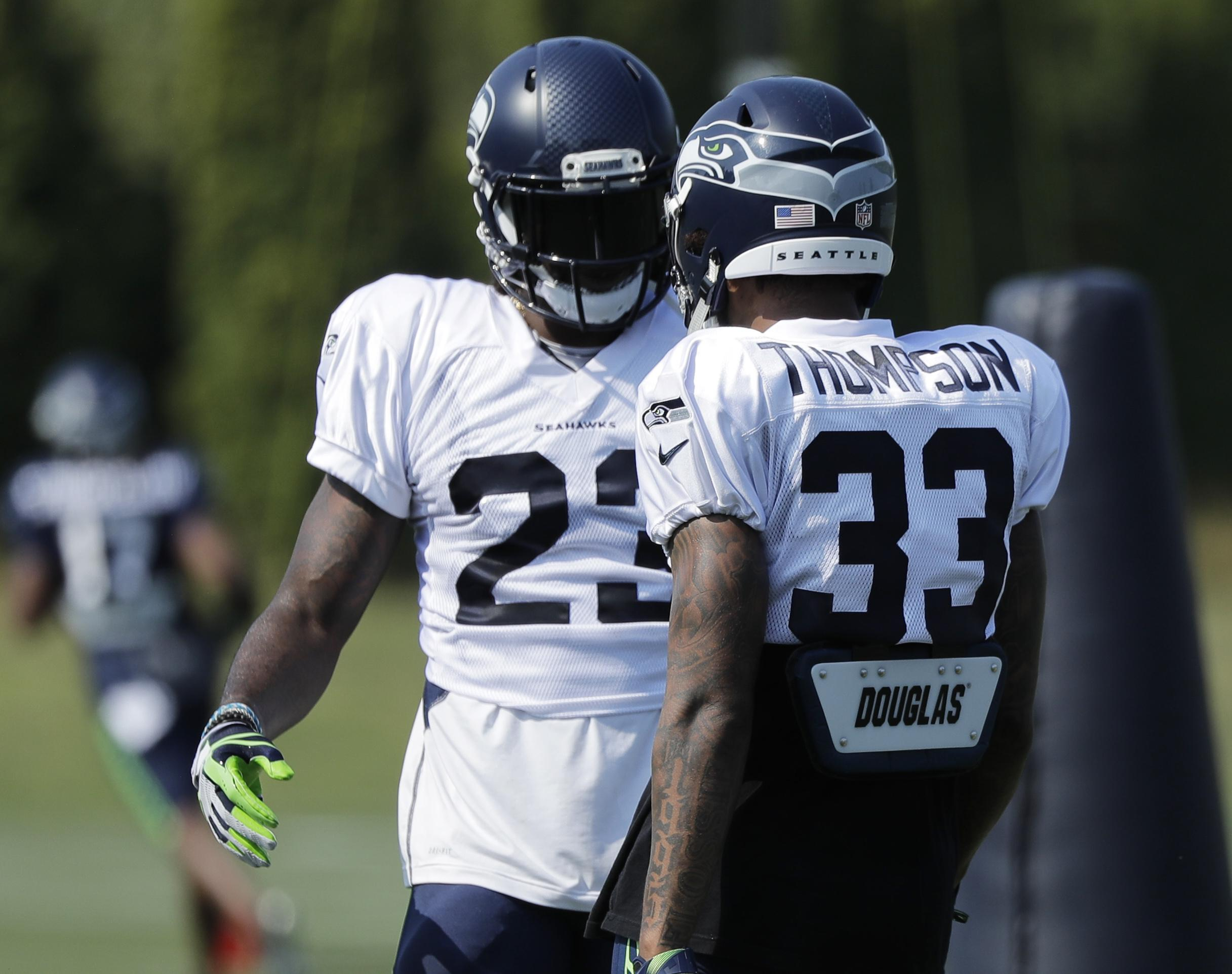 buy online 9c02c 03f14 Big opportunities for young Seahawks Tedric Thompson, Tre ...