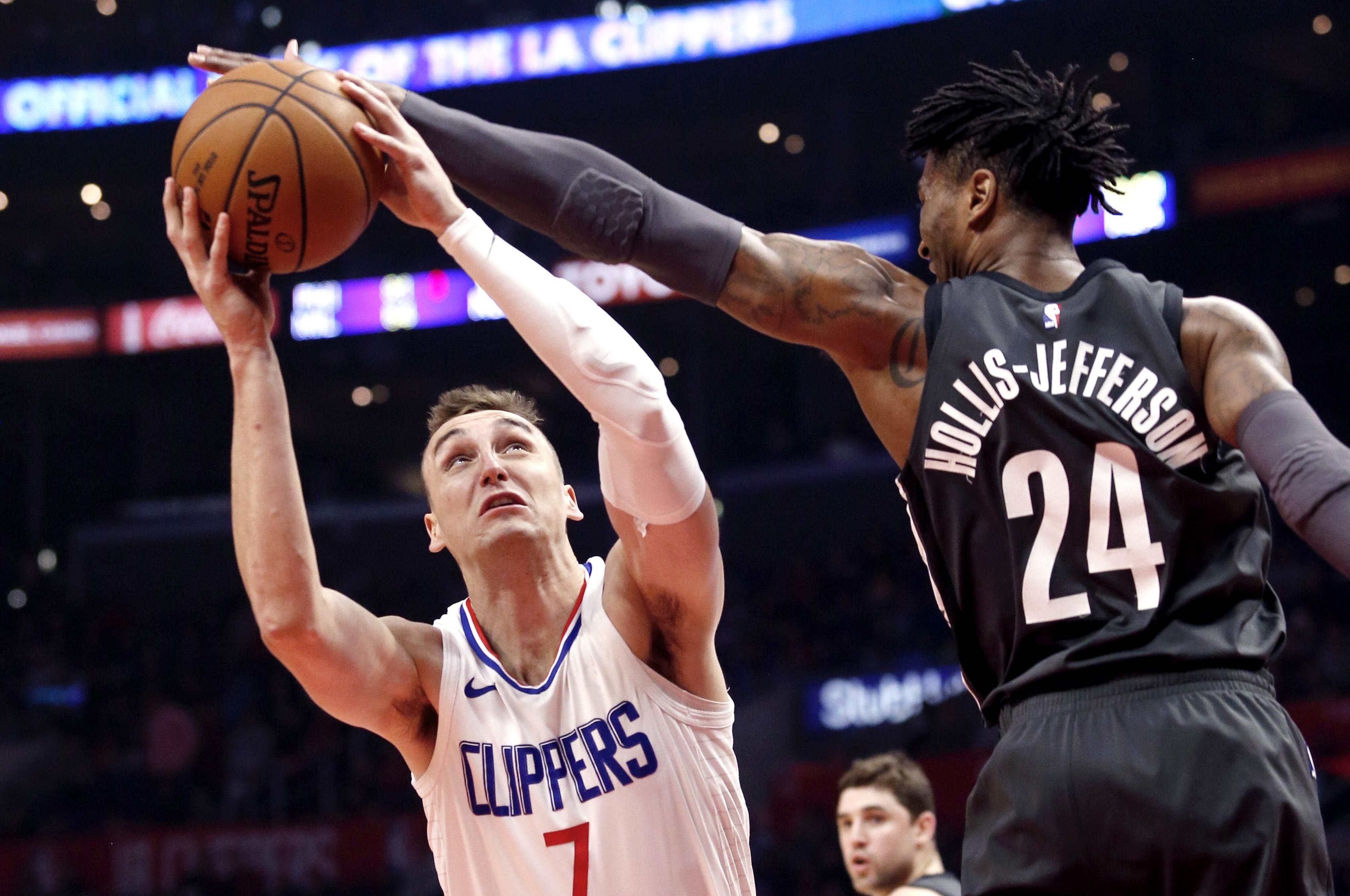 78203970250 Cavs acquire forward Sam Dekker from Clippers
