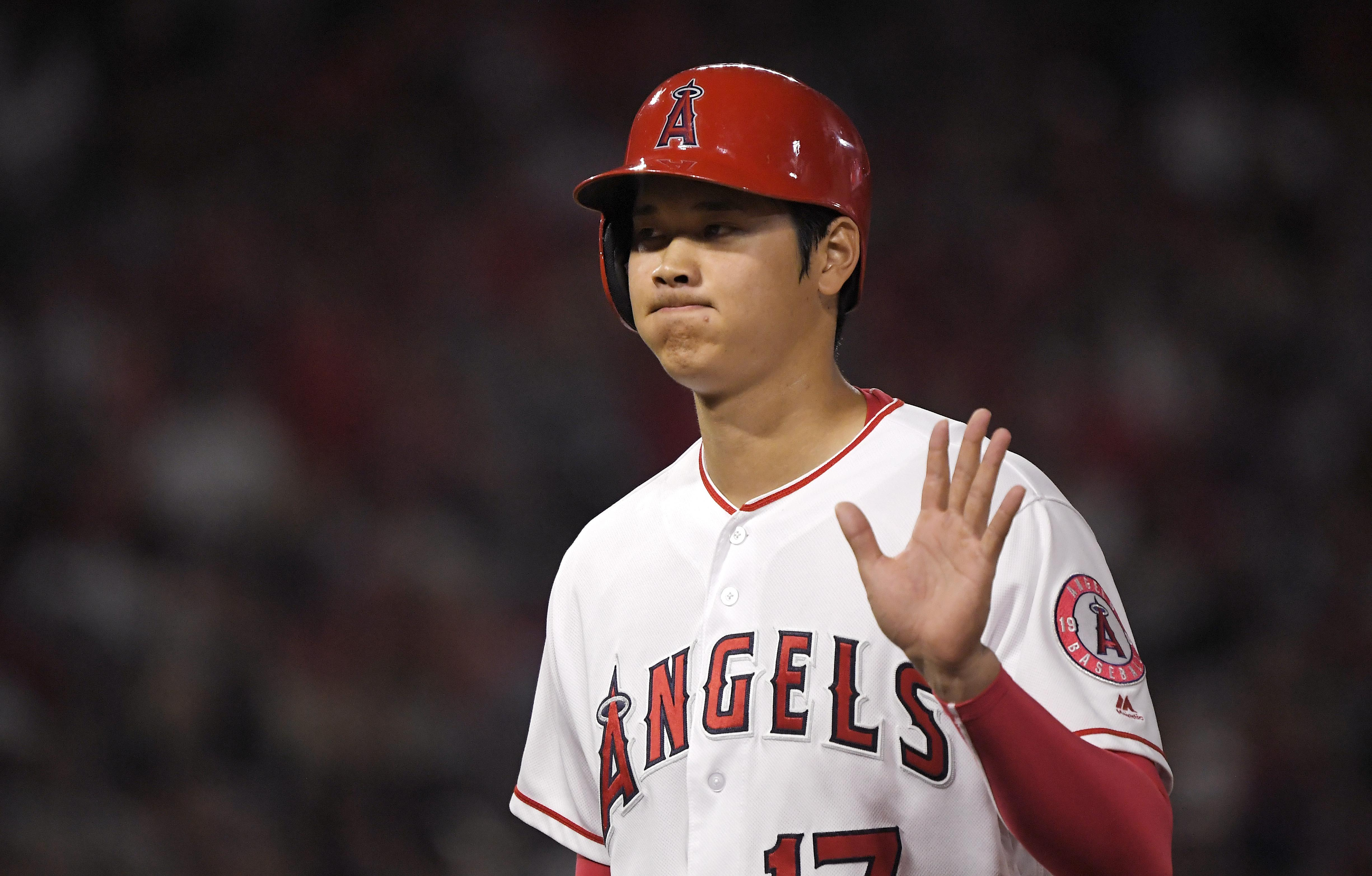 detailing eafd3 eeaf7 Angels' Shohei Ohtani to throw bullpen session Saturday ...