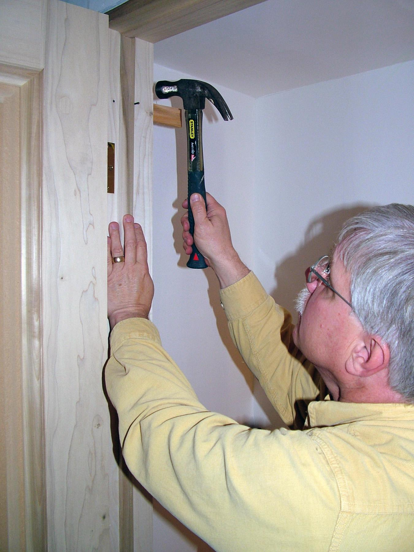 Ask The Builder Installing A Pre Hung Door The Spokesman Review