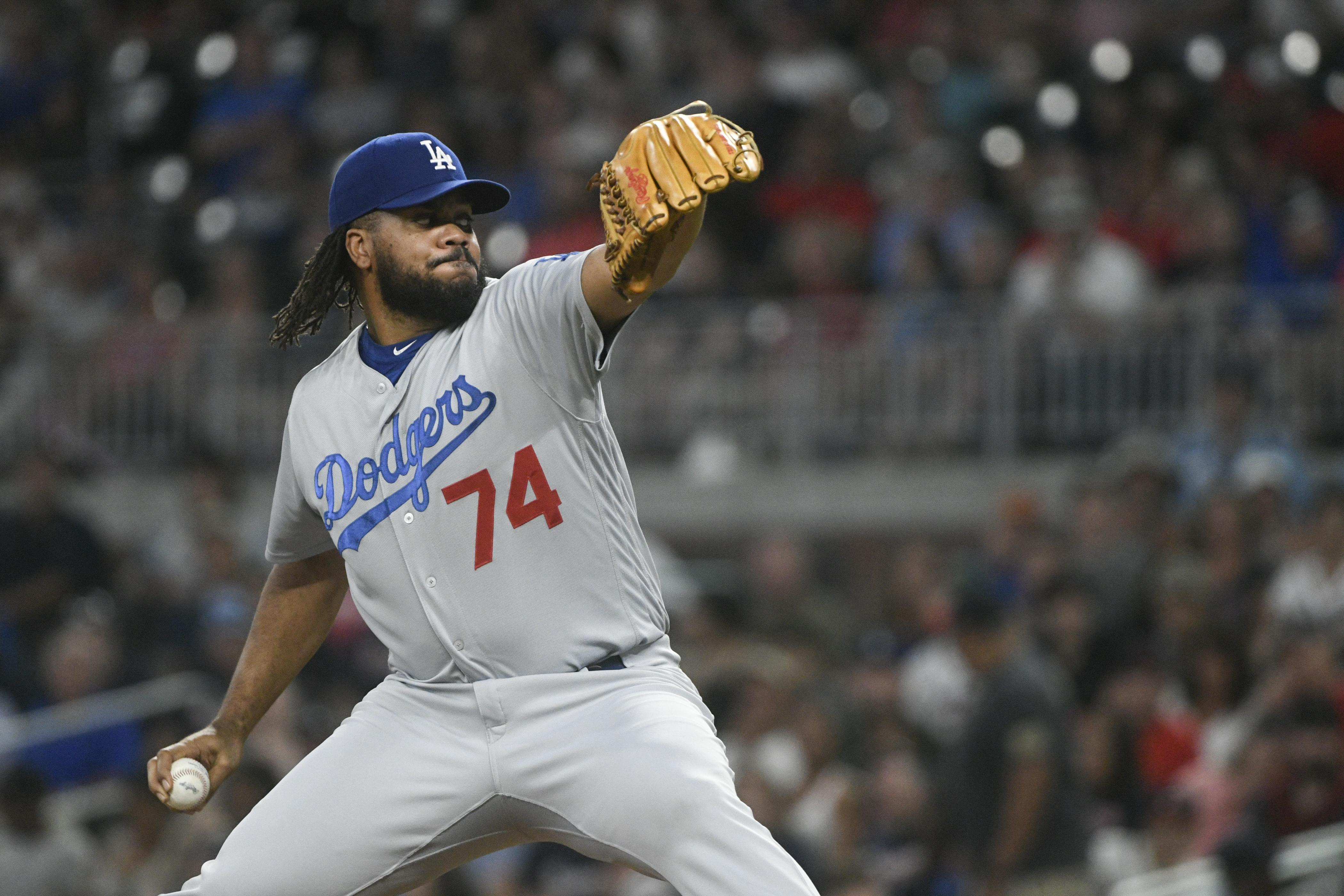 1d5533d26 Dodgers closer Kenley Jansen hopes to return to bullpen next week ...