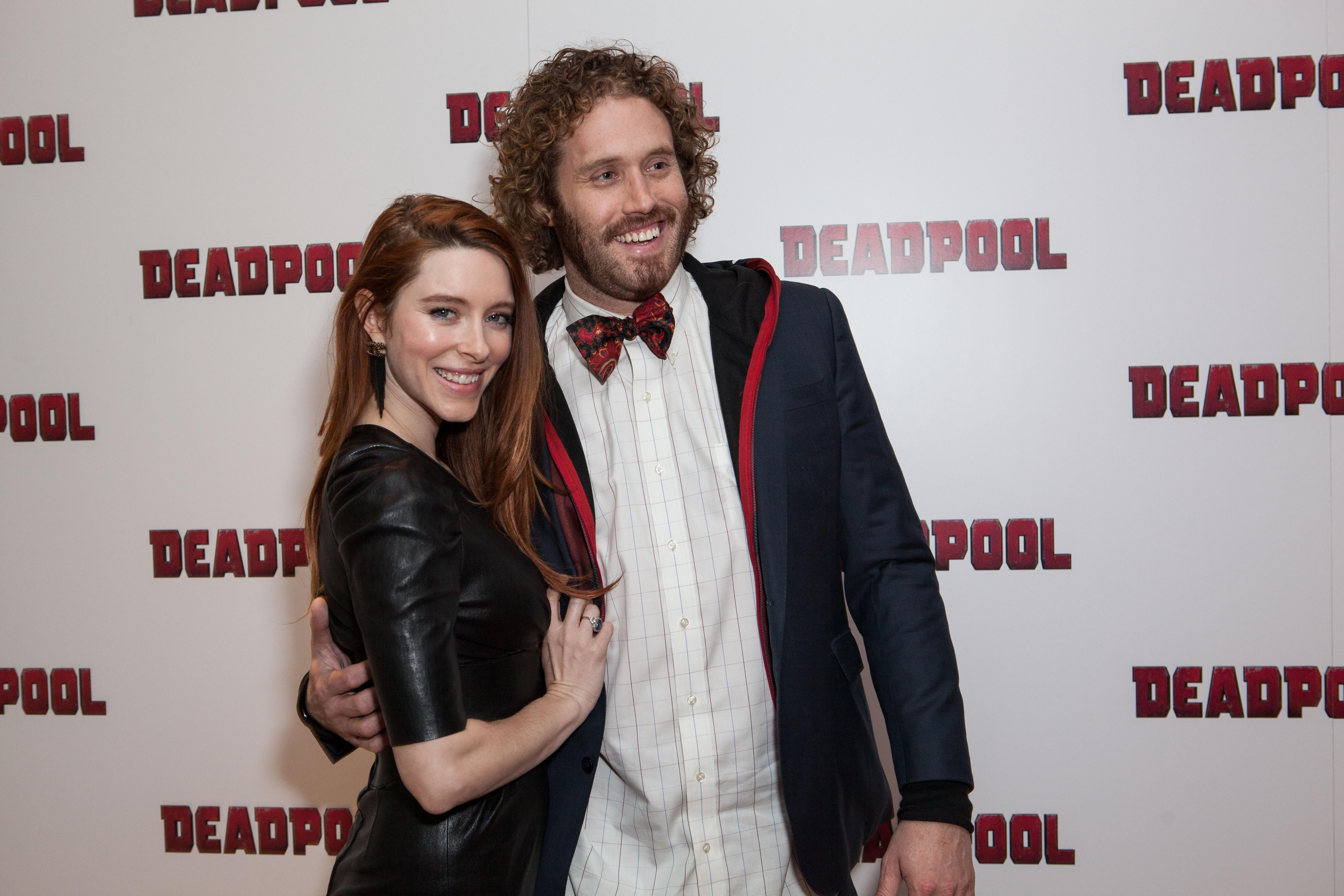 Controversial comedian T.J. Miller brings his act to the ...