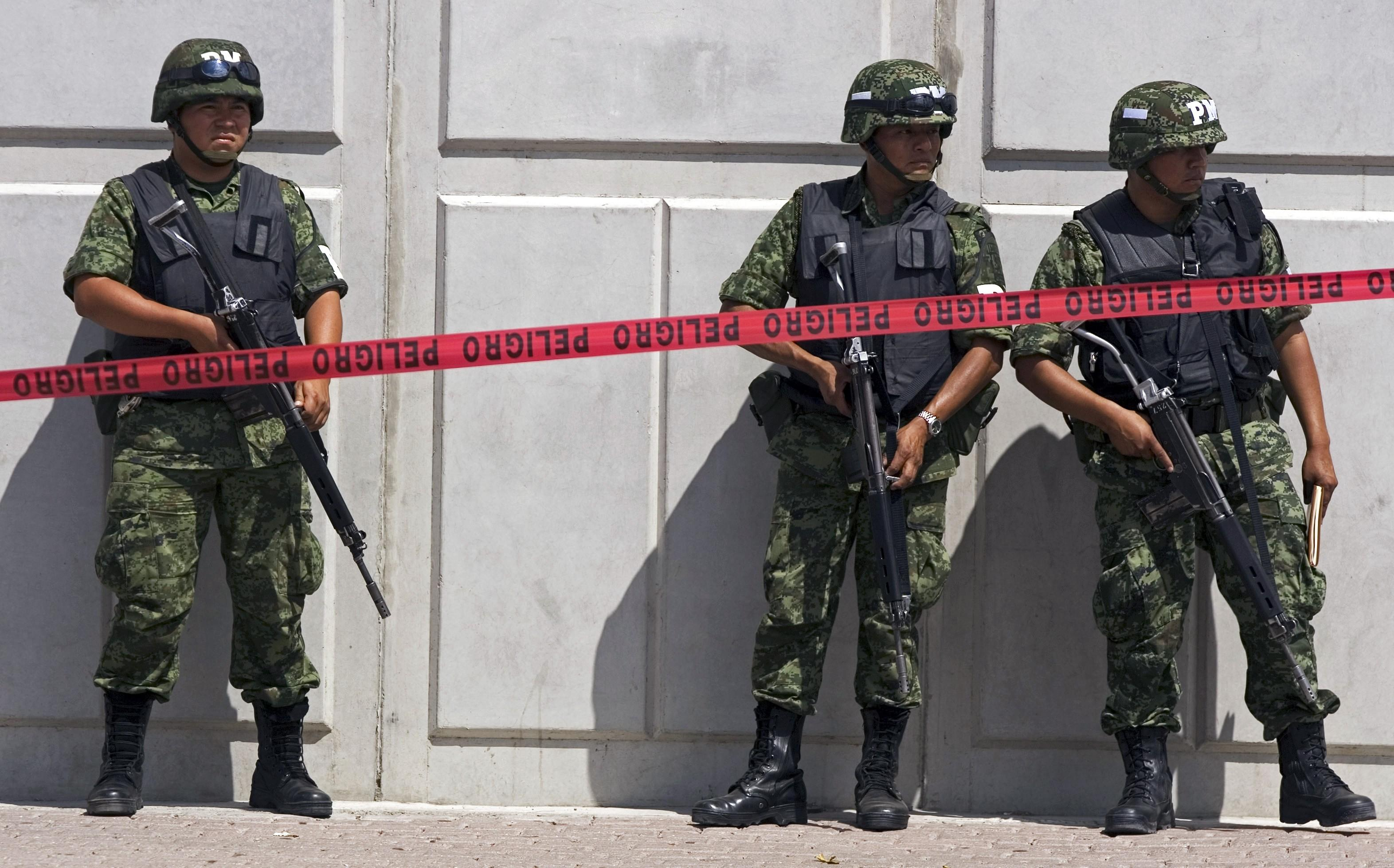 Eight bodies – two dismembered – found in streets of Cancun