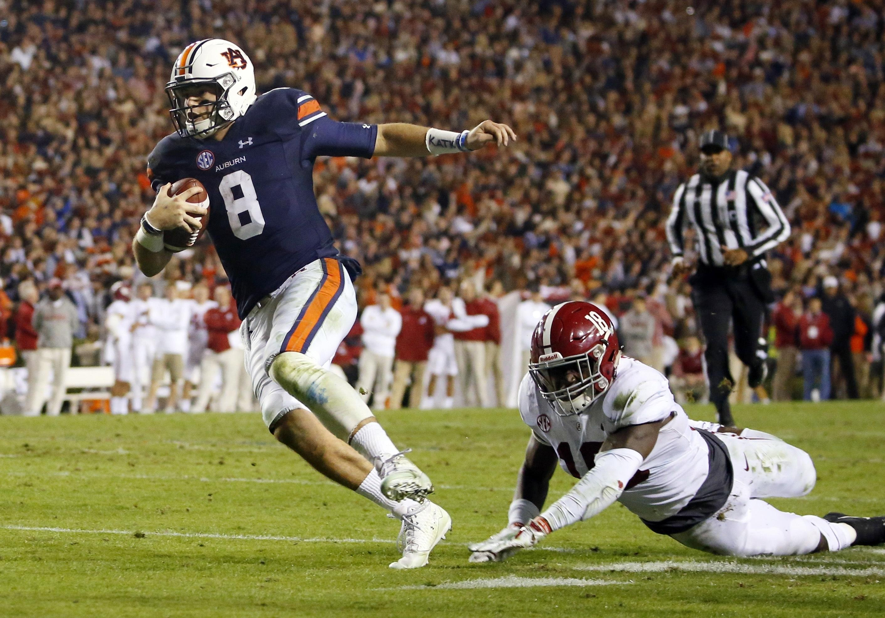 Ten things for Washington fans to know about No  9 Auburn