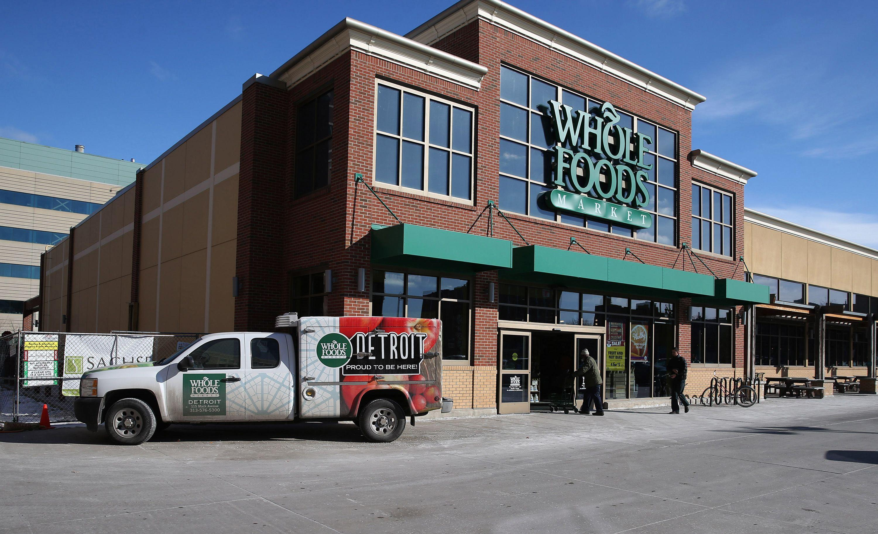 A year after Amazon takeover, Whole Foods still hasn't shed