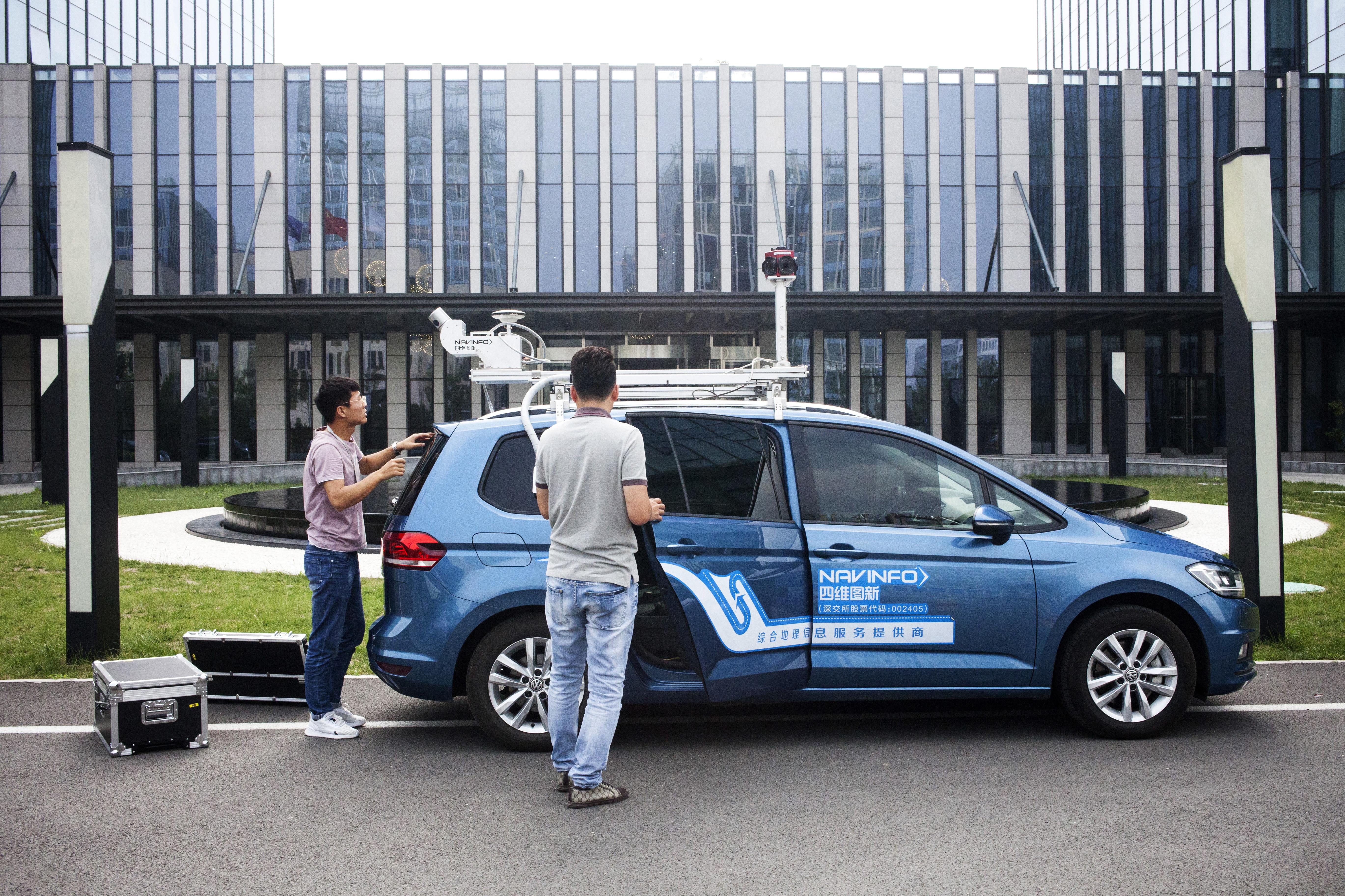 b79f33abfd Wanted in China  Detailed maps for 30 million self-driving cars ...